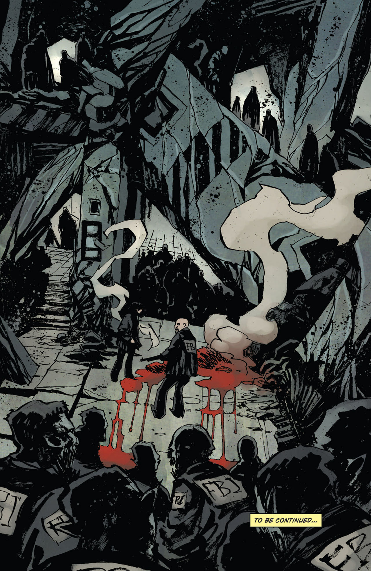 Read online 30 Days of Night (2011) comic -  Issue #10 - 23