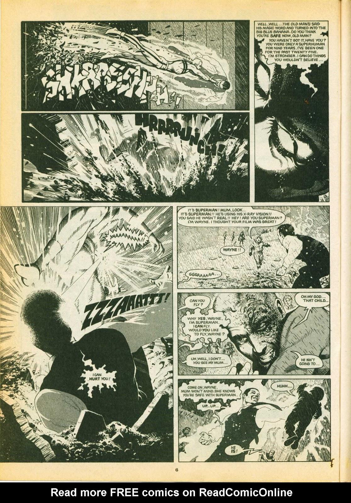 Warrior Issue #5 #6 - English 6