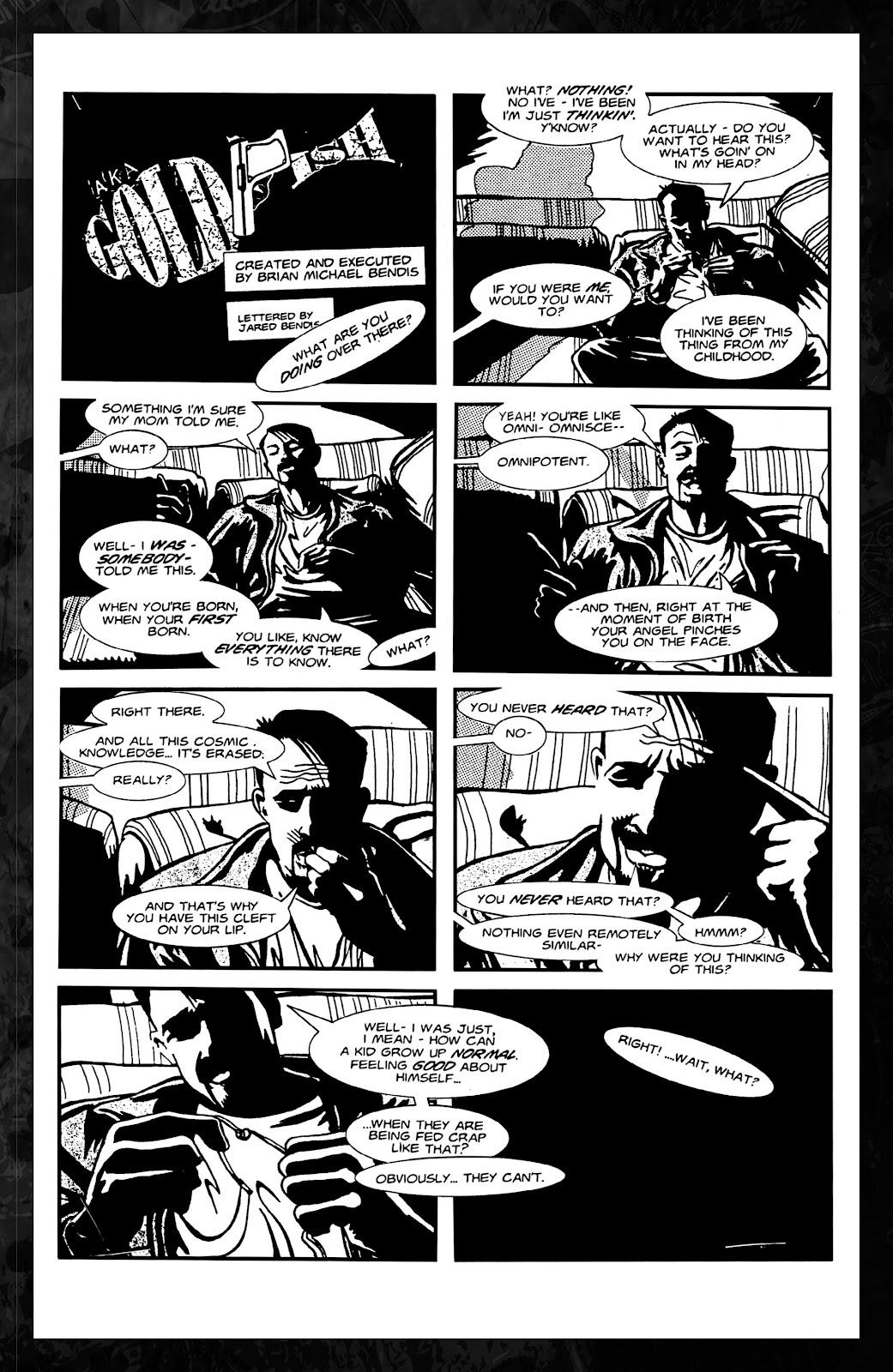 Read online Goldfish comic -  Issue # TPB (Part 3) - 32