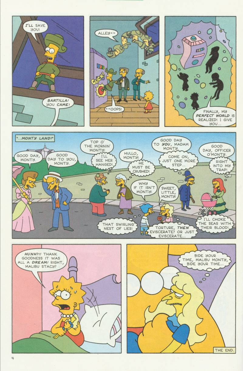 Read online Simpsons Comics comic -  Issue #58 - 27