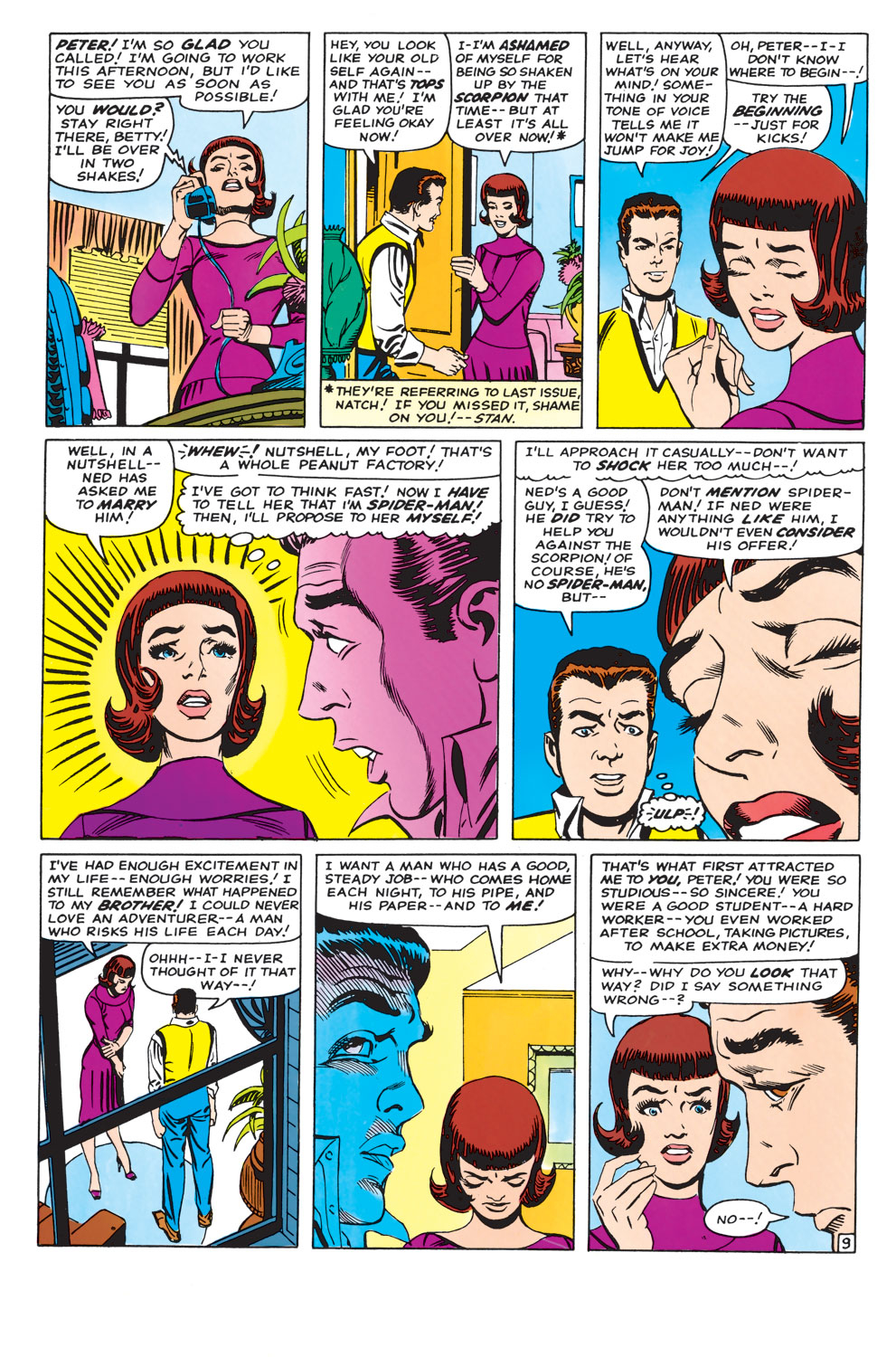 The Amazing Spider-Man (1963) 30 Page 9