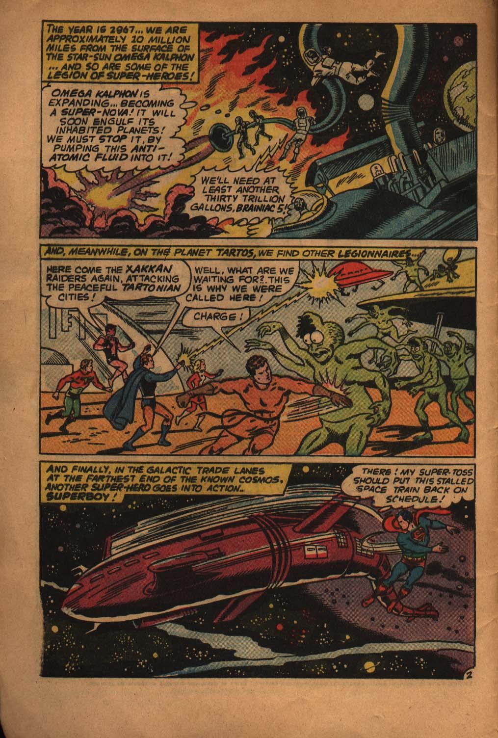 Read online Adventure Comics (1938) comic -  Issue #359 - 4