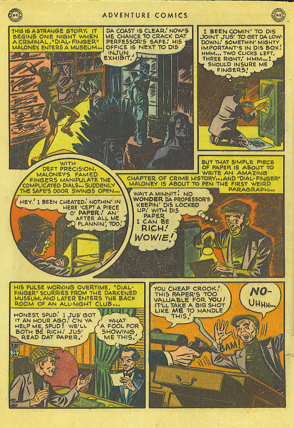 Read online Adventure Comics (1938) comic -  Issue #127 - 3