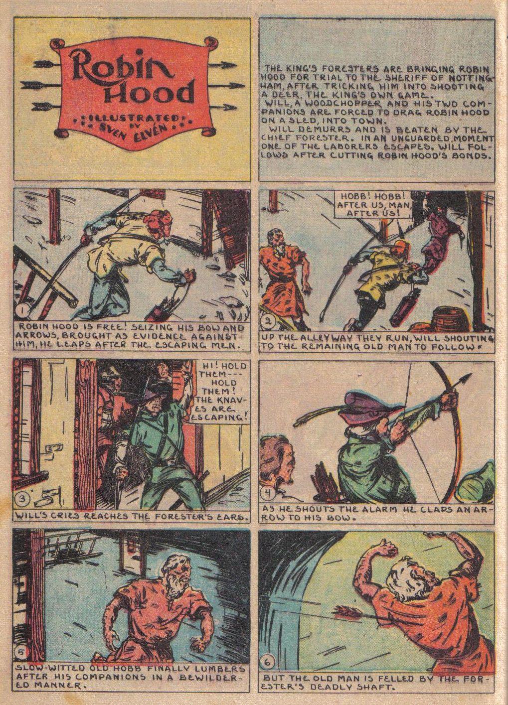 Read online Adventure Comics (1938) comic -  Issue #24 - 46