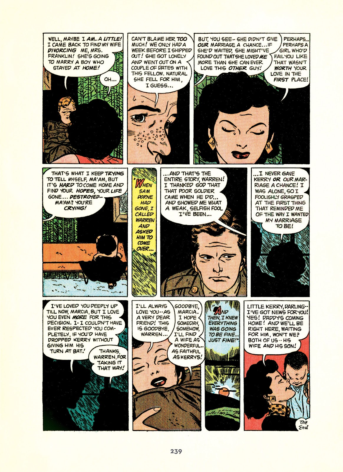 Read online Setting the Standard: Comics by Alex Toth 1952-1954 comic -  Issue # TPB (Part 3) - 40