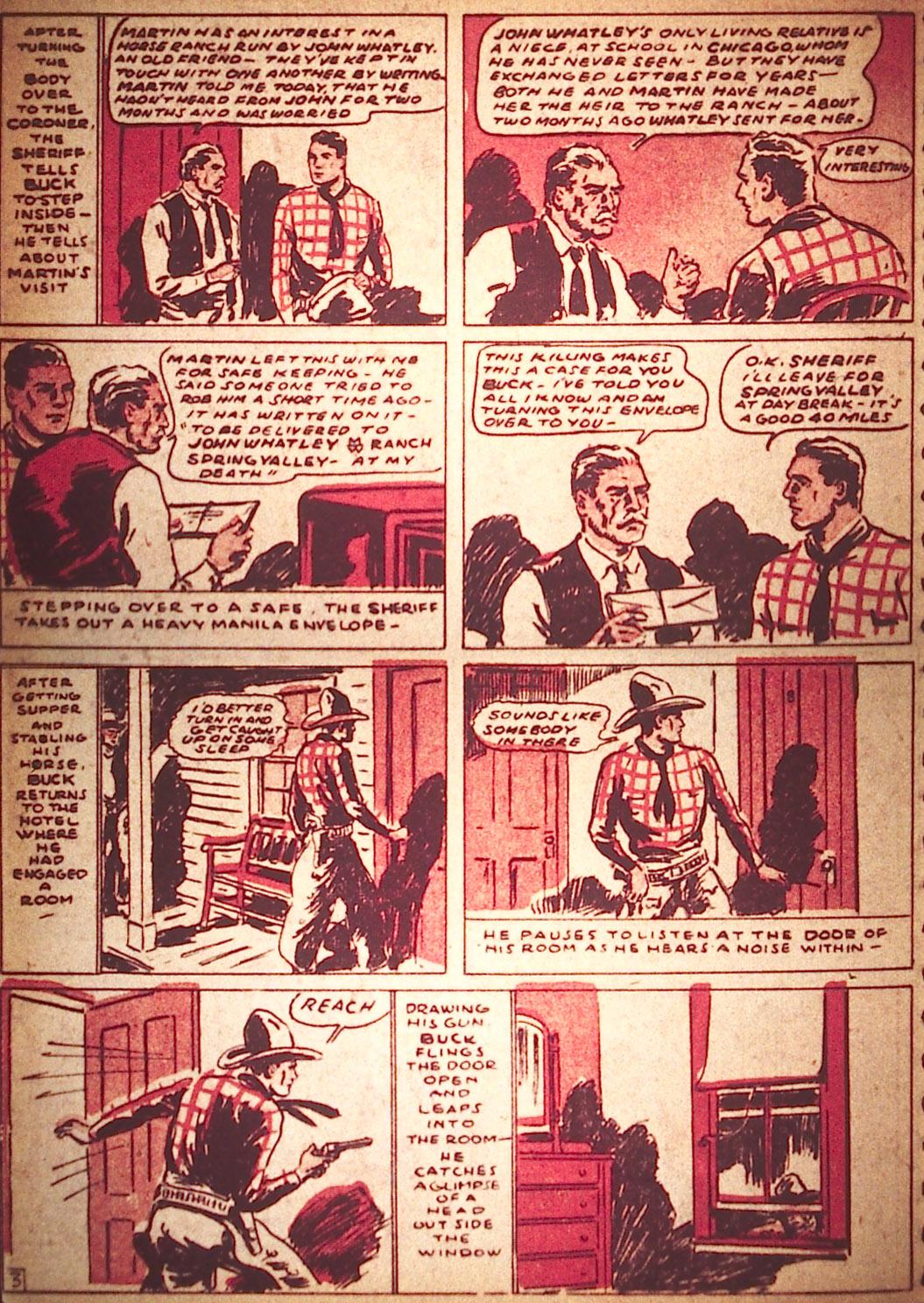Read online Detective Comics (1937) comic -  Issue #25 - 18