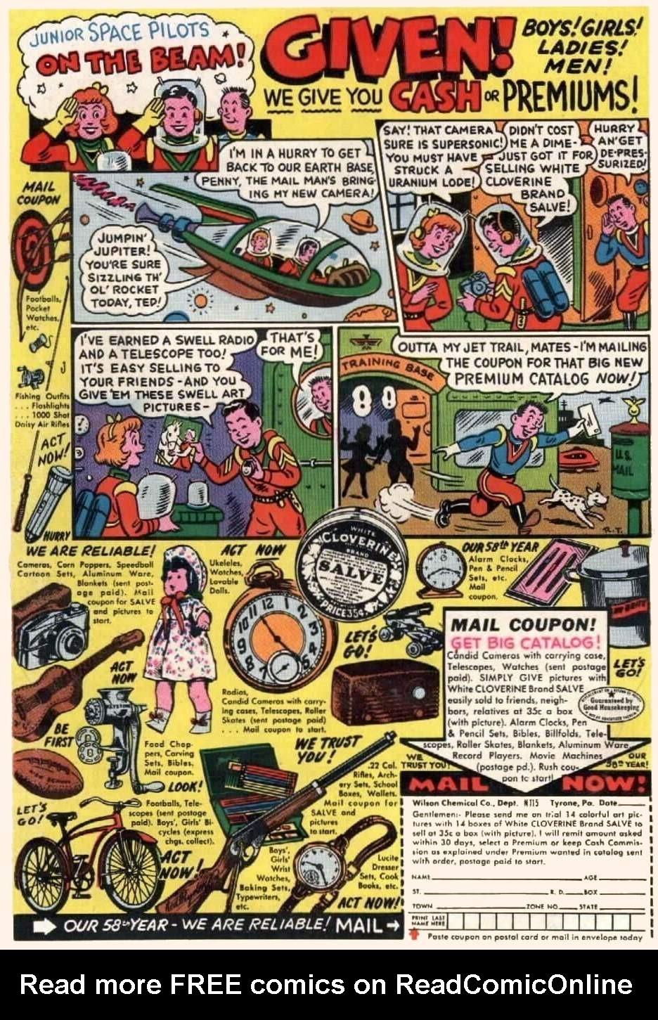 Read online Adventure Comics (1938) comic -  Issue #191 - 44