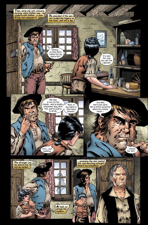 Read online Treasure Island comic -  Issue #1 - 6
