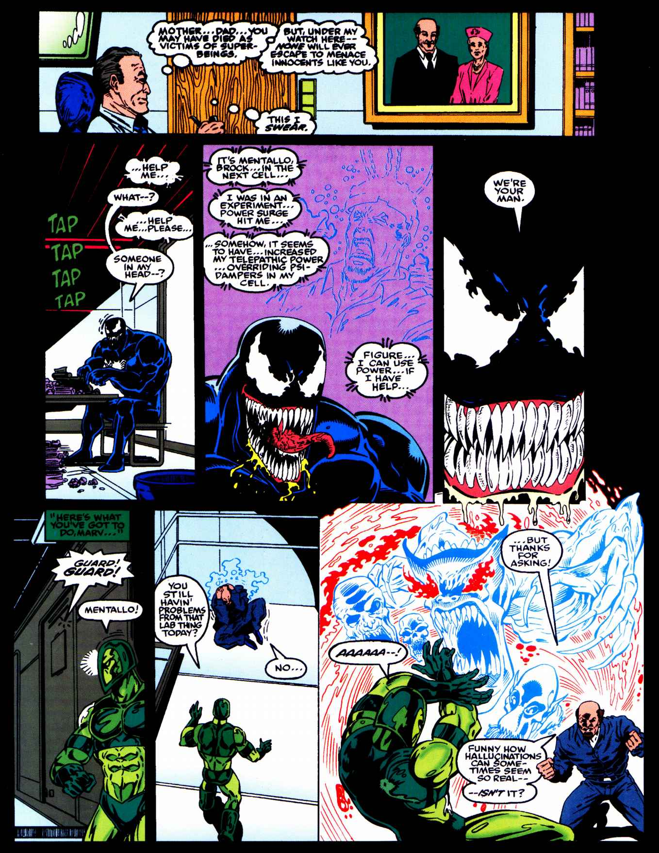 Read online Marvel Graphic Novel comic - Issue #68
