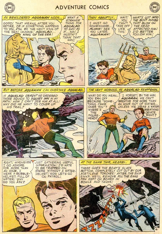 Read online Adventure Comics (1938) comic -  Issue #270 - 29