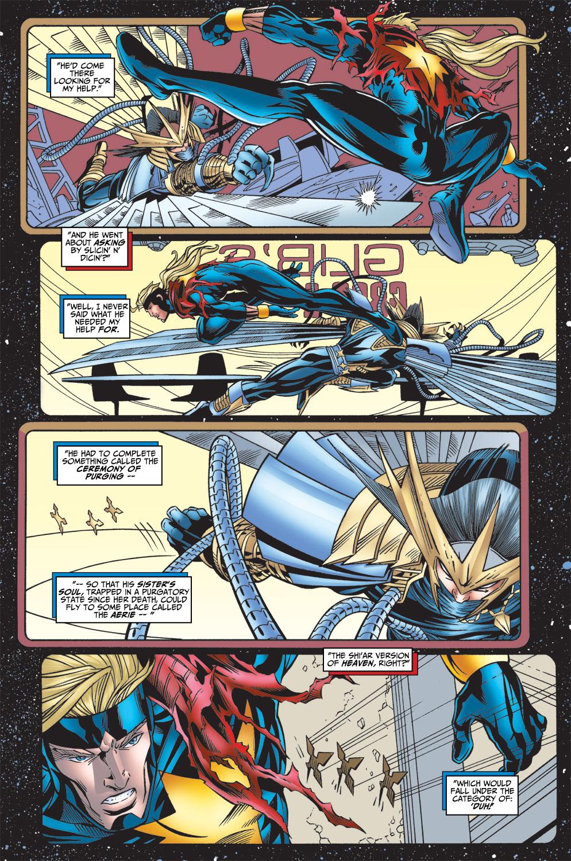 Captain Marvel (1999) Issue #14 #15 - English 10