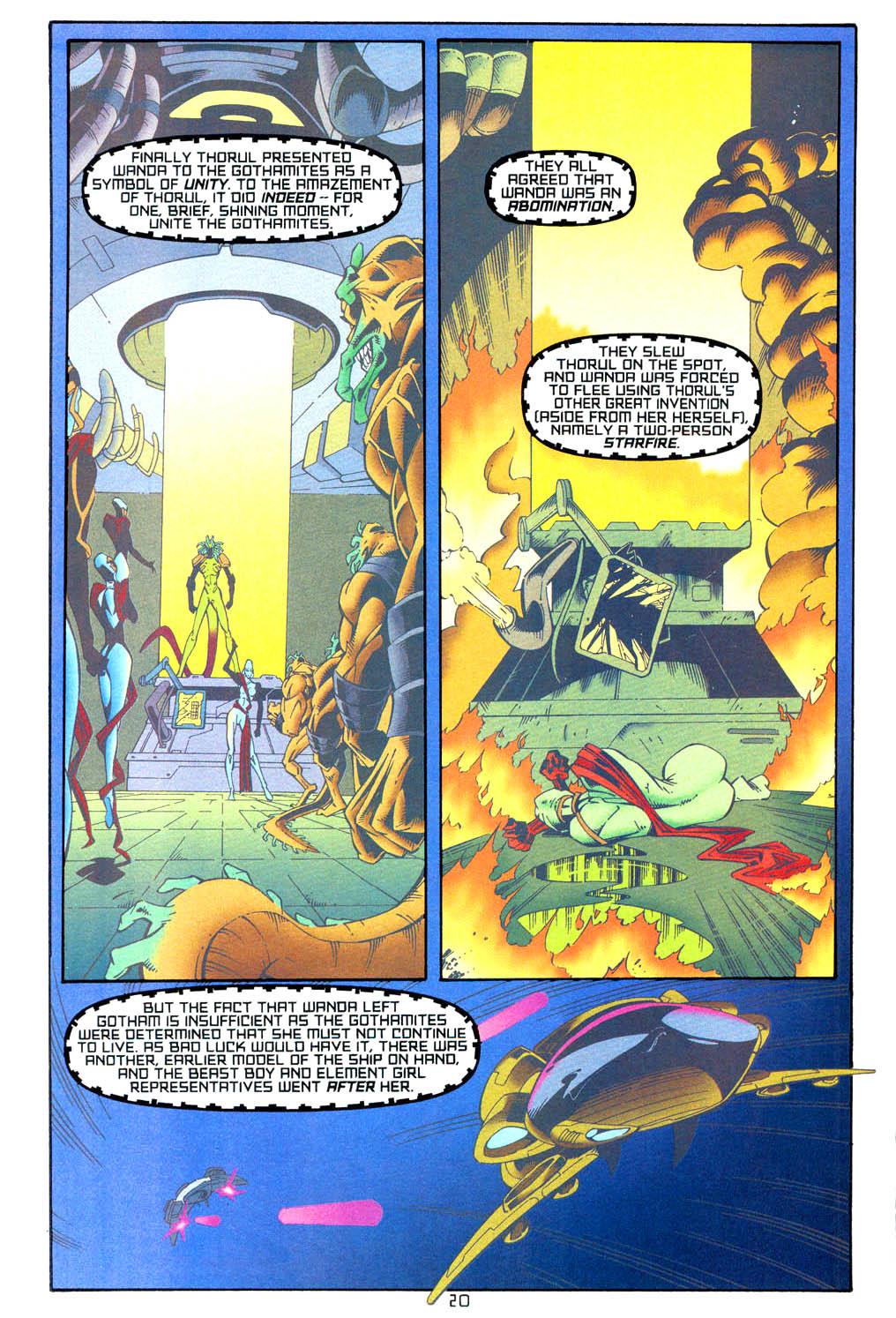 Read online Tangent Comics/ Wonder Woman comic -  Issue # Full - 20