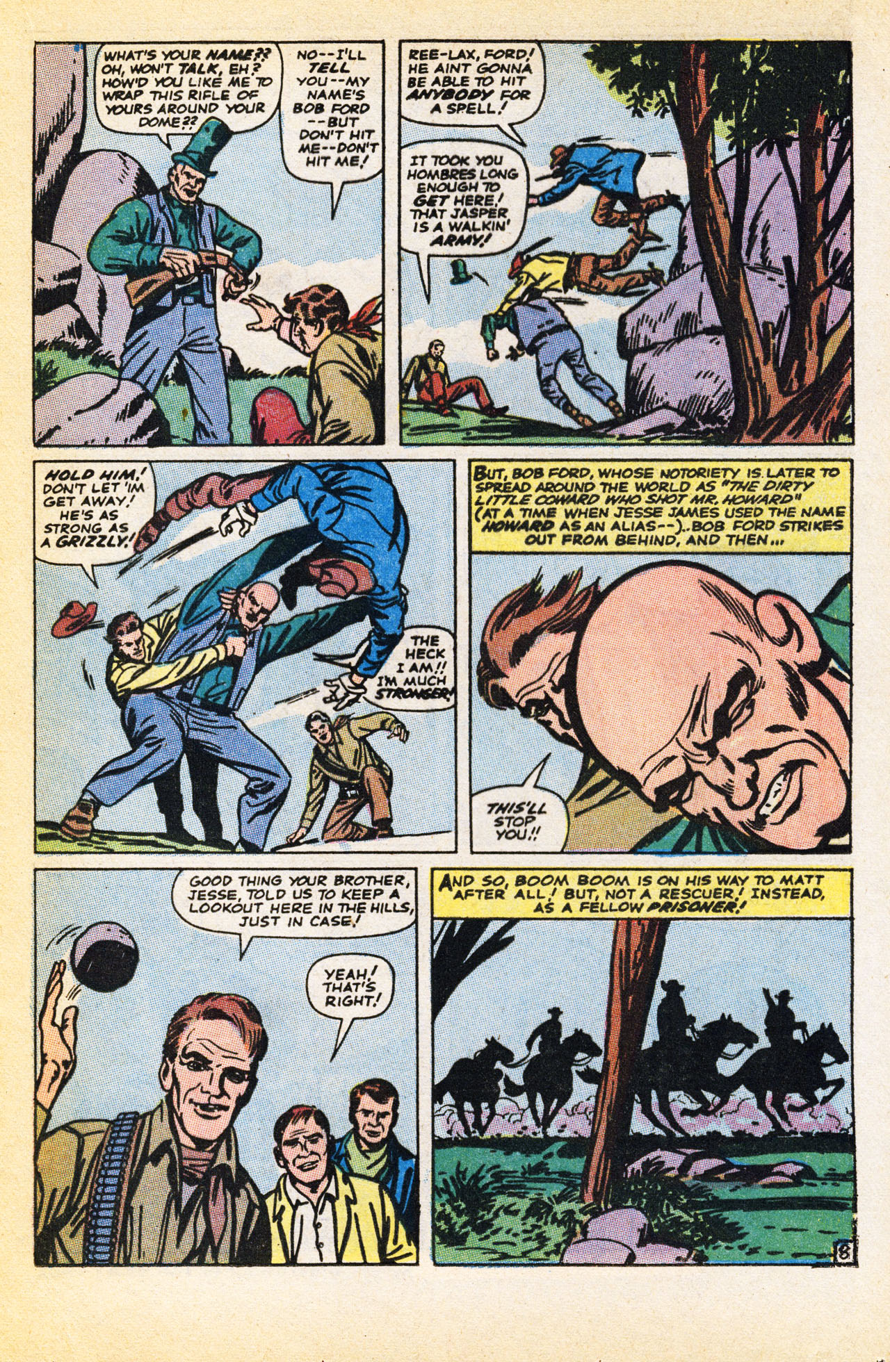 Read online Two-Gun Kid comic -  Issue #94 - 13