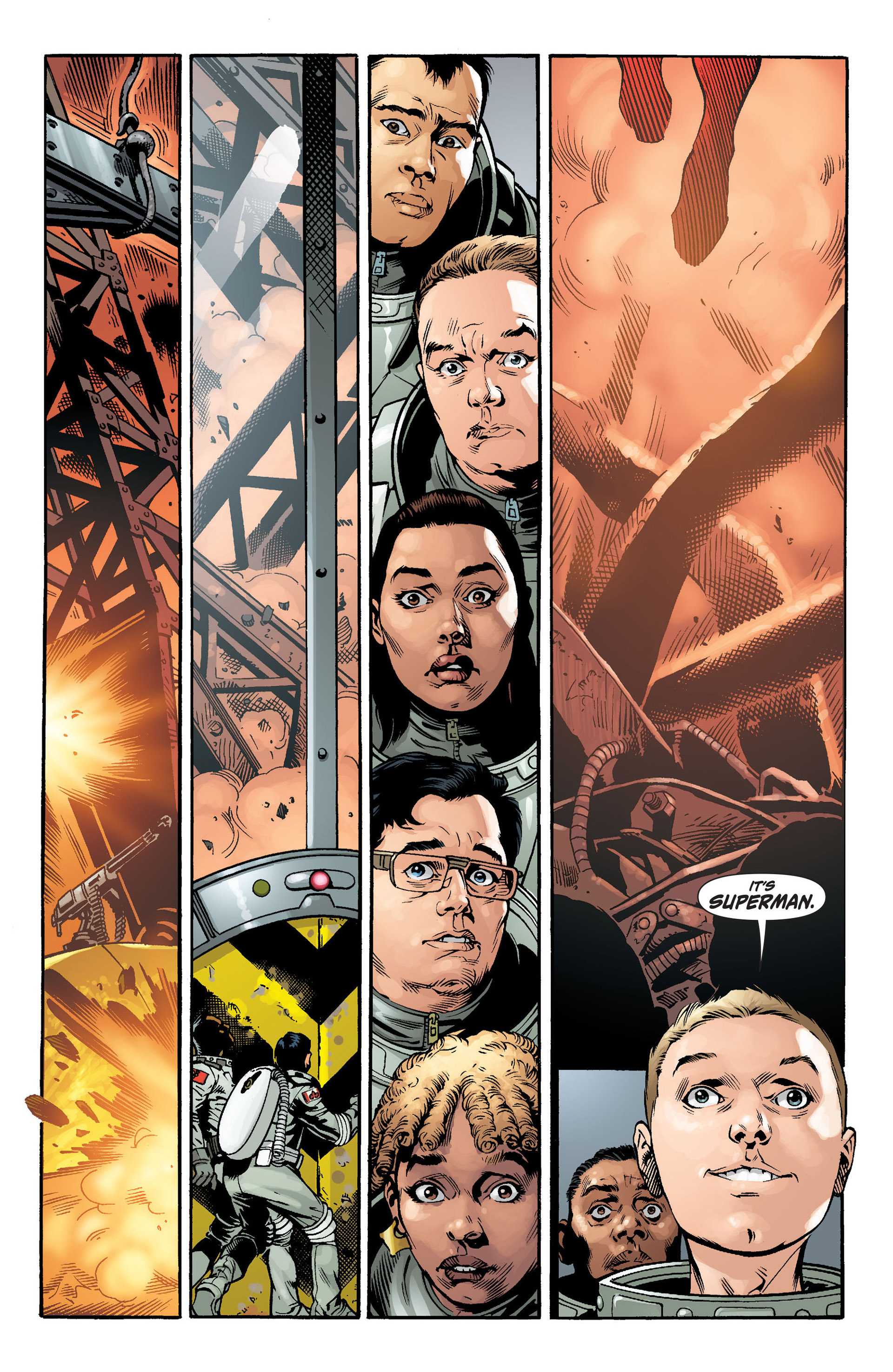 Read online Action Comics (2011) comic -  Issue #14 - 6