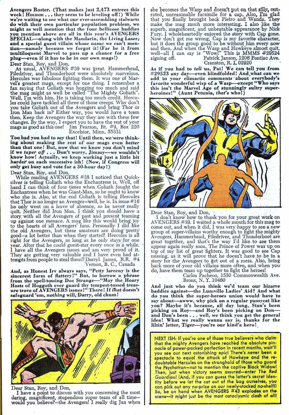 The Avengers (1963) 42 Page 32