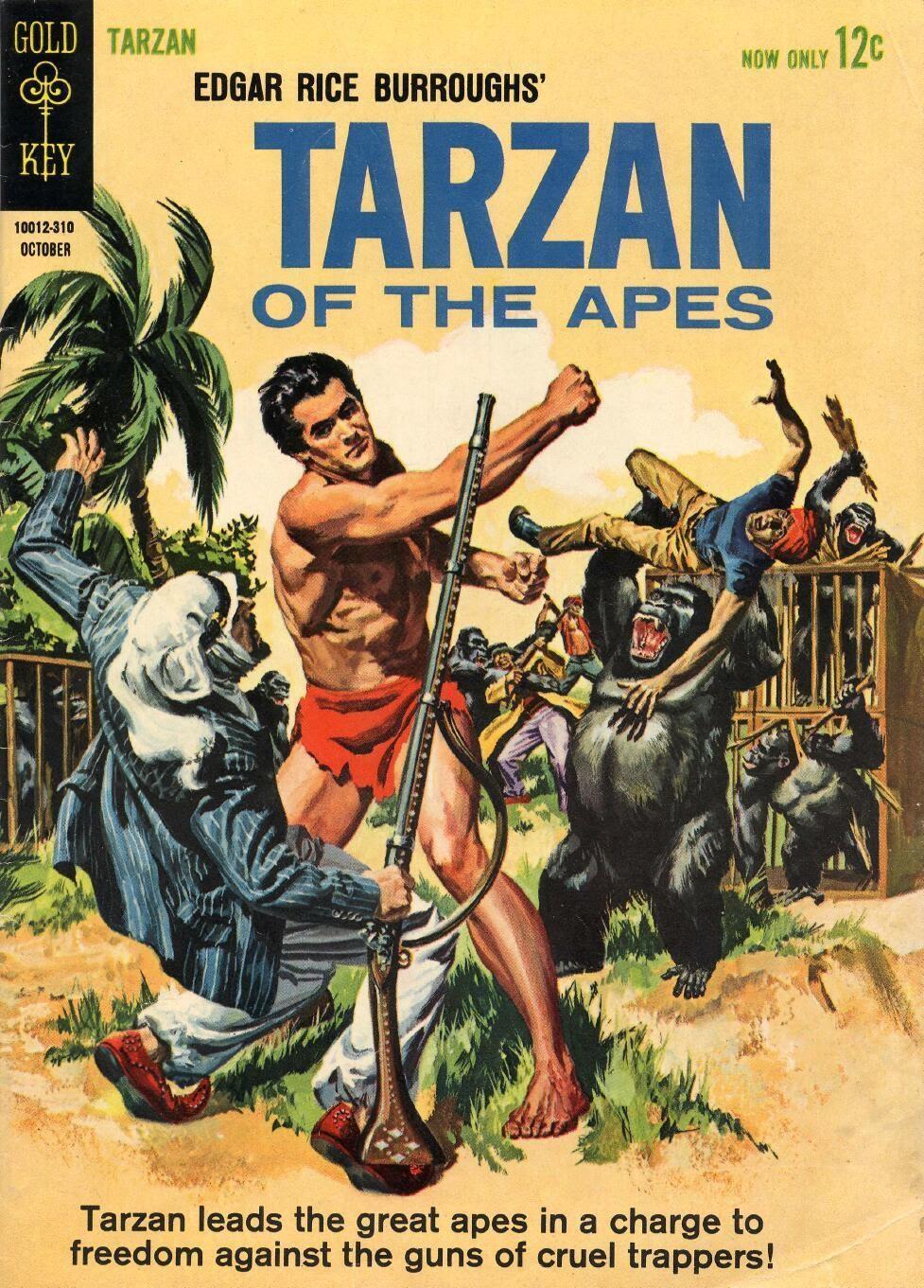 Tarzan (1962) issue 138 - Page 1