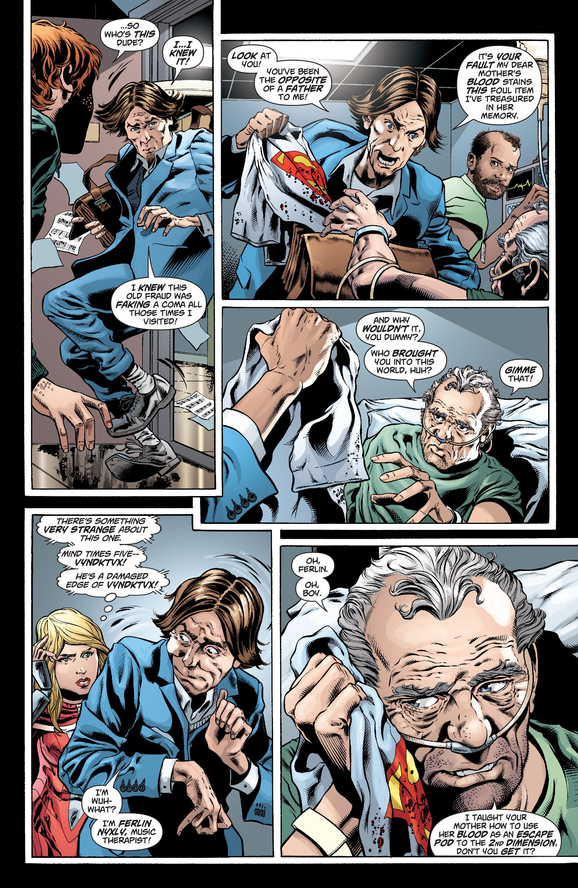 Read online Action Comics (2011) comic -  Issue #18 - 12