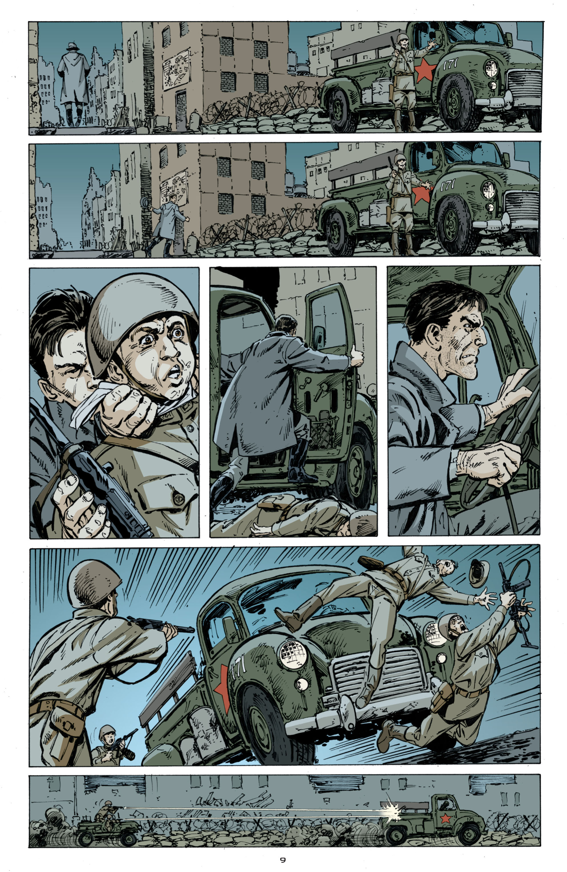 Read online Cold War comic -  Issue # TPB - 17