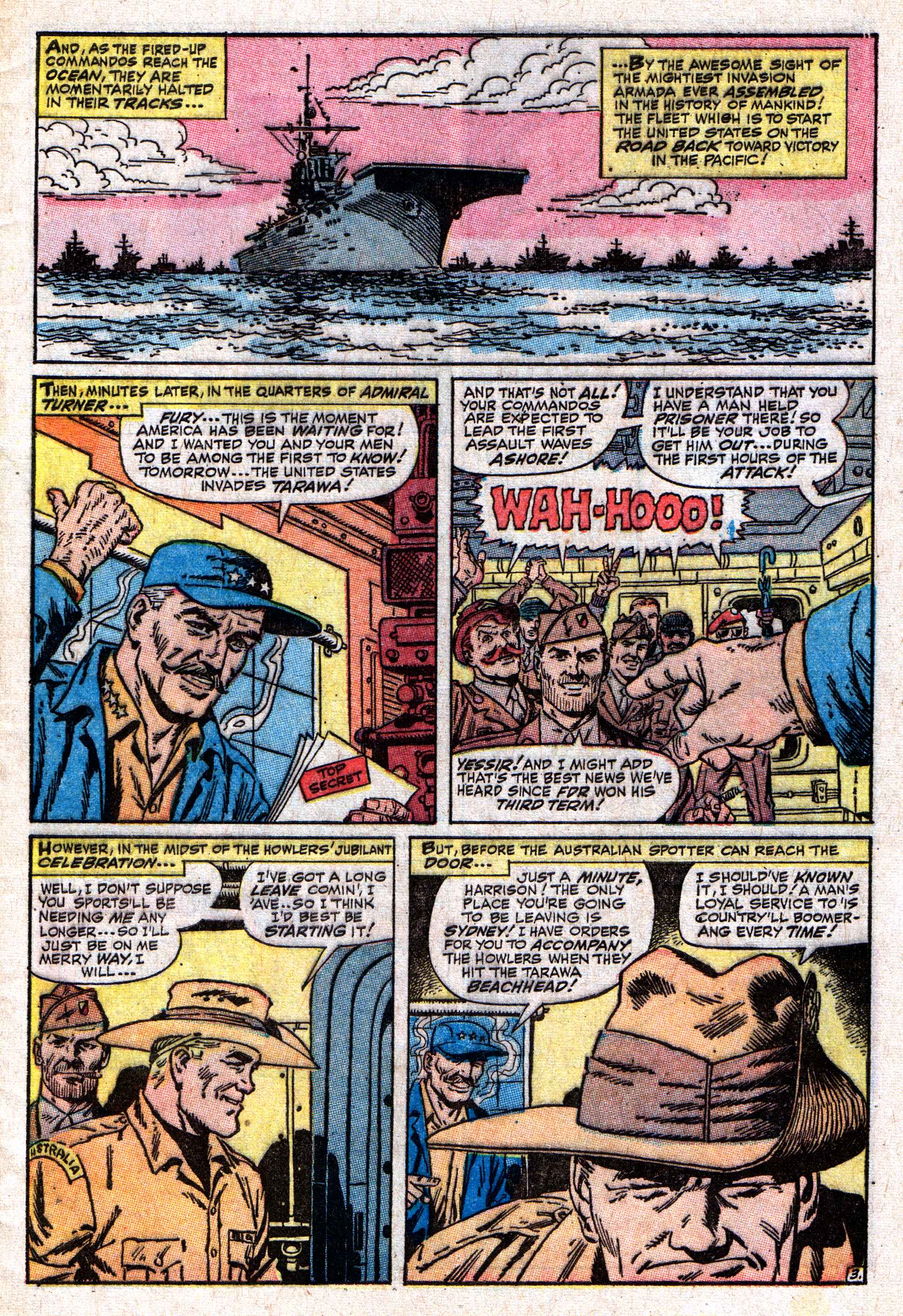Read online Sgt. Fury comic -  Issue #50 - 5