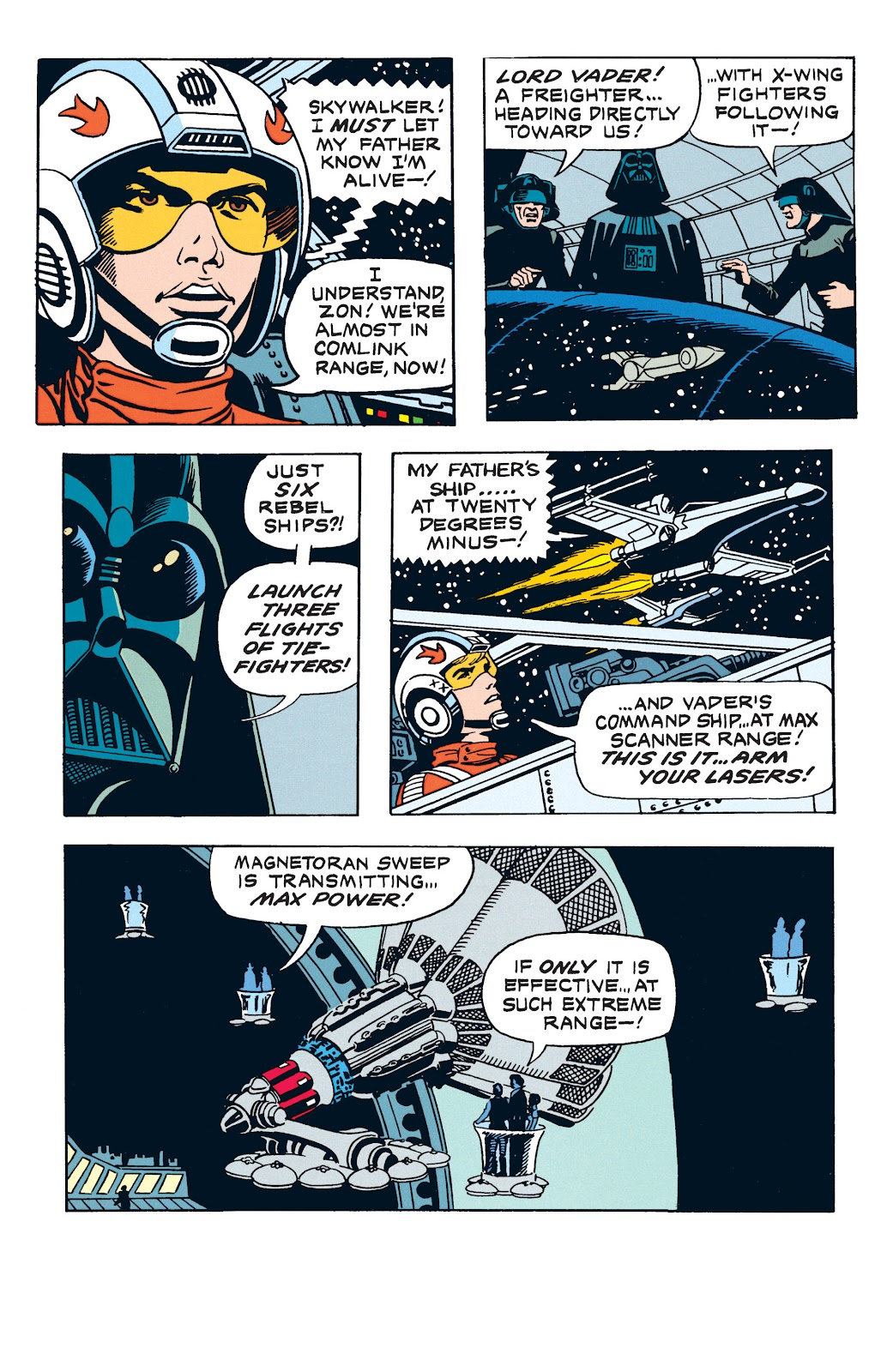 Read online Star Wars Legends: The Newspaper Strips - Epic Collection comic -  Issue # TPB (Part 3) - 52