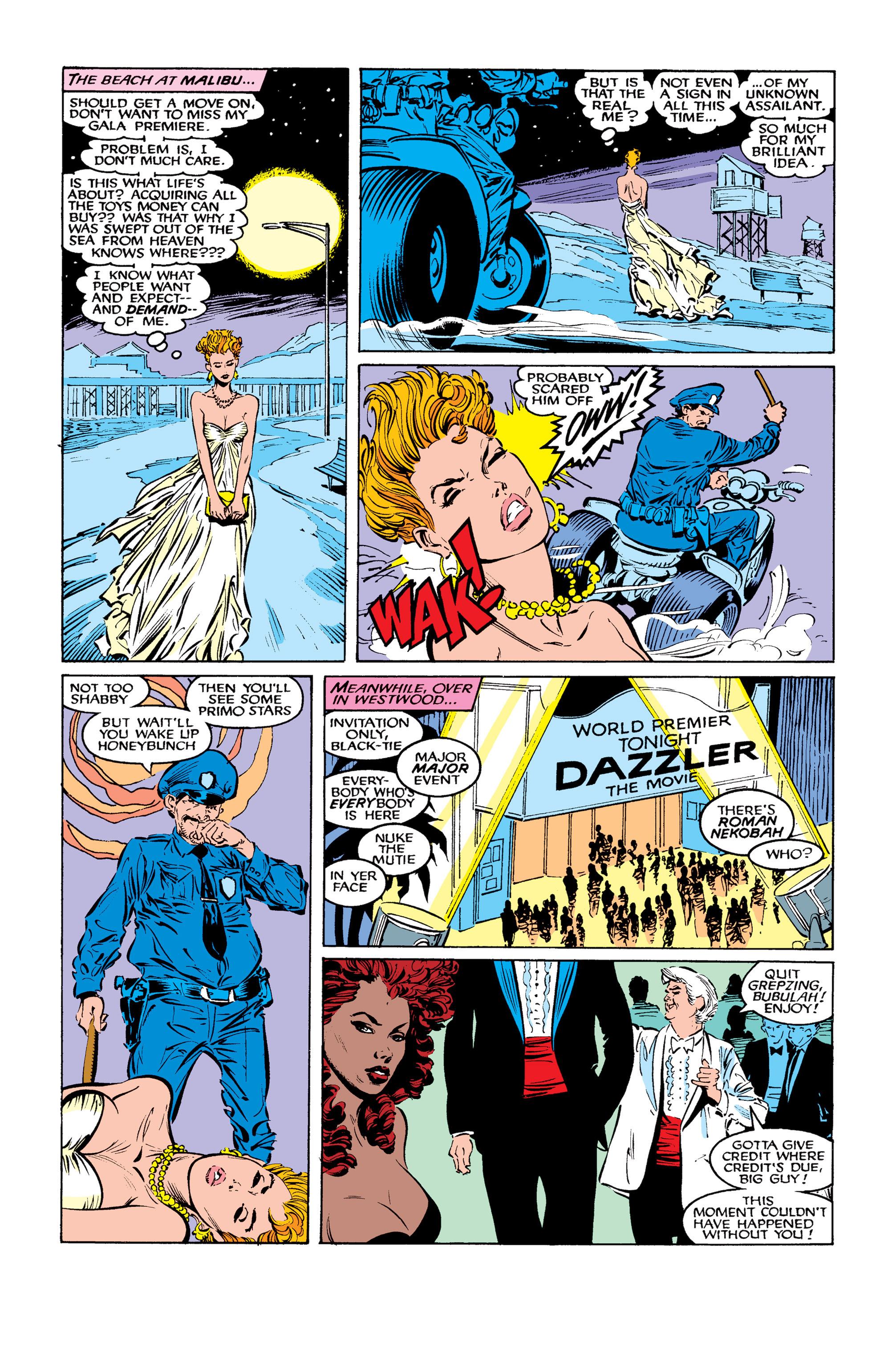 Read online Uncanny X-Men (1963) comic -  Issue #260 - 19