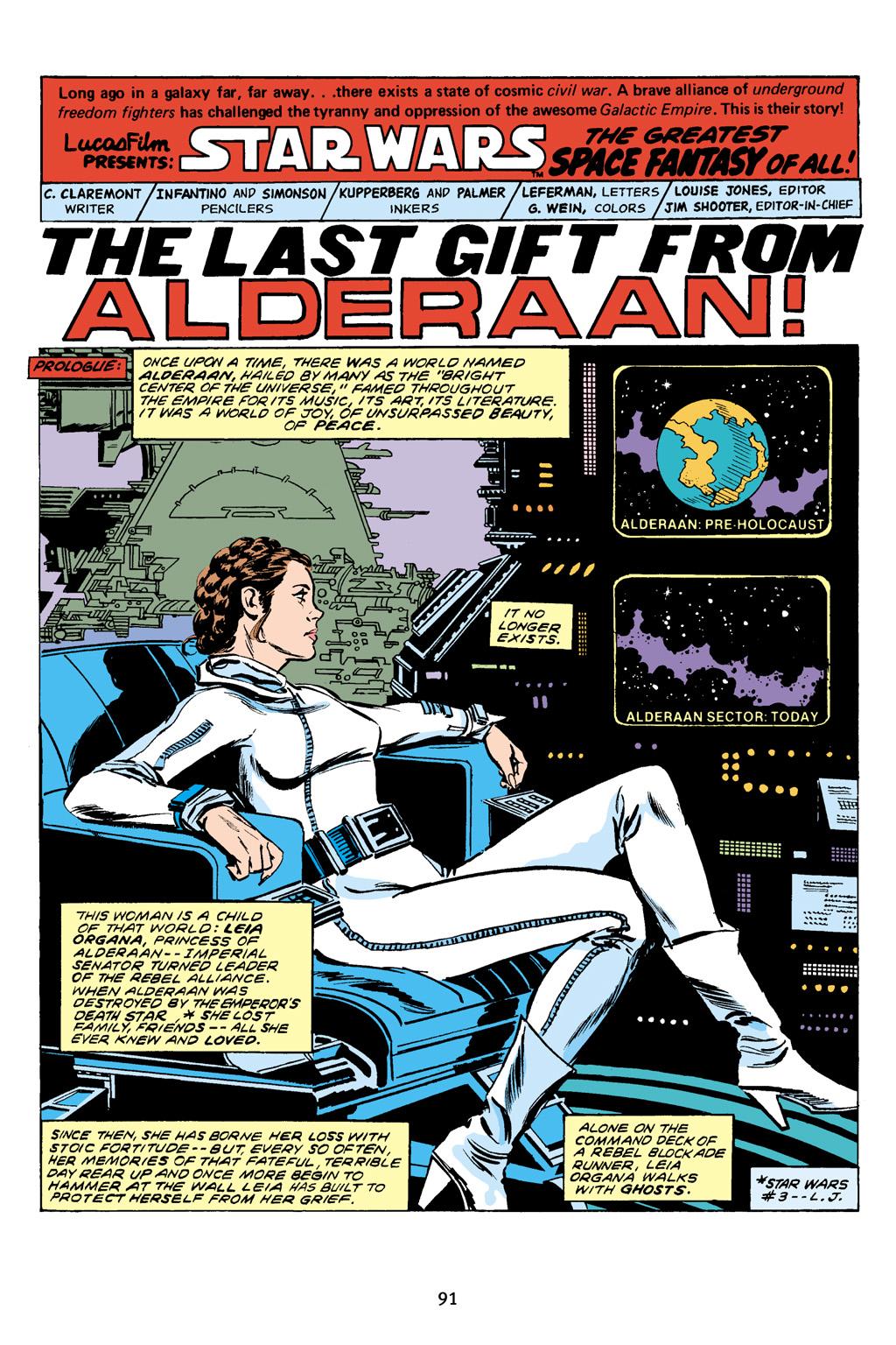 Read online Star Wars Omnibus comic -  Issue # Vol. 16 - 90