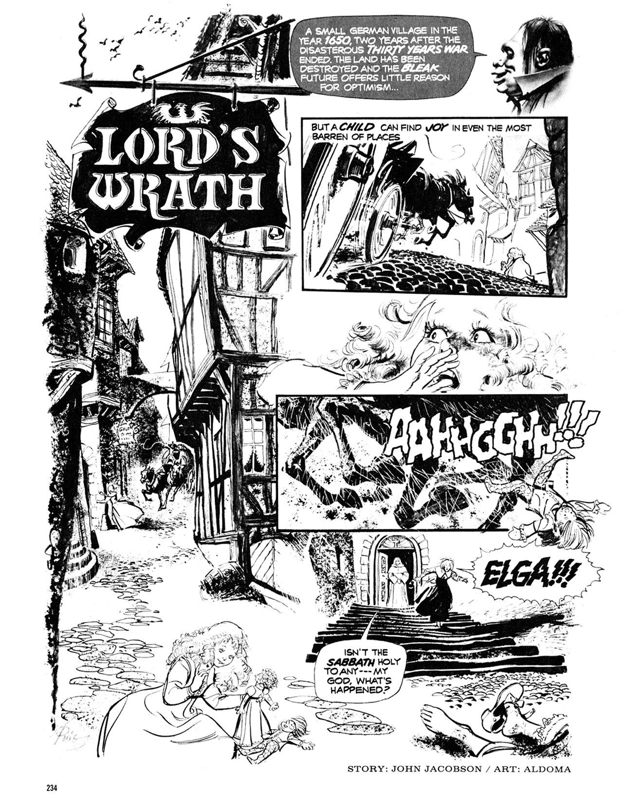 Read online Eerie Archives comic -  Issue # TPB 10 - 235