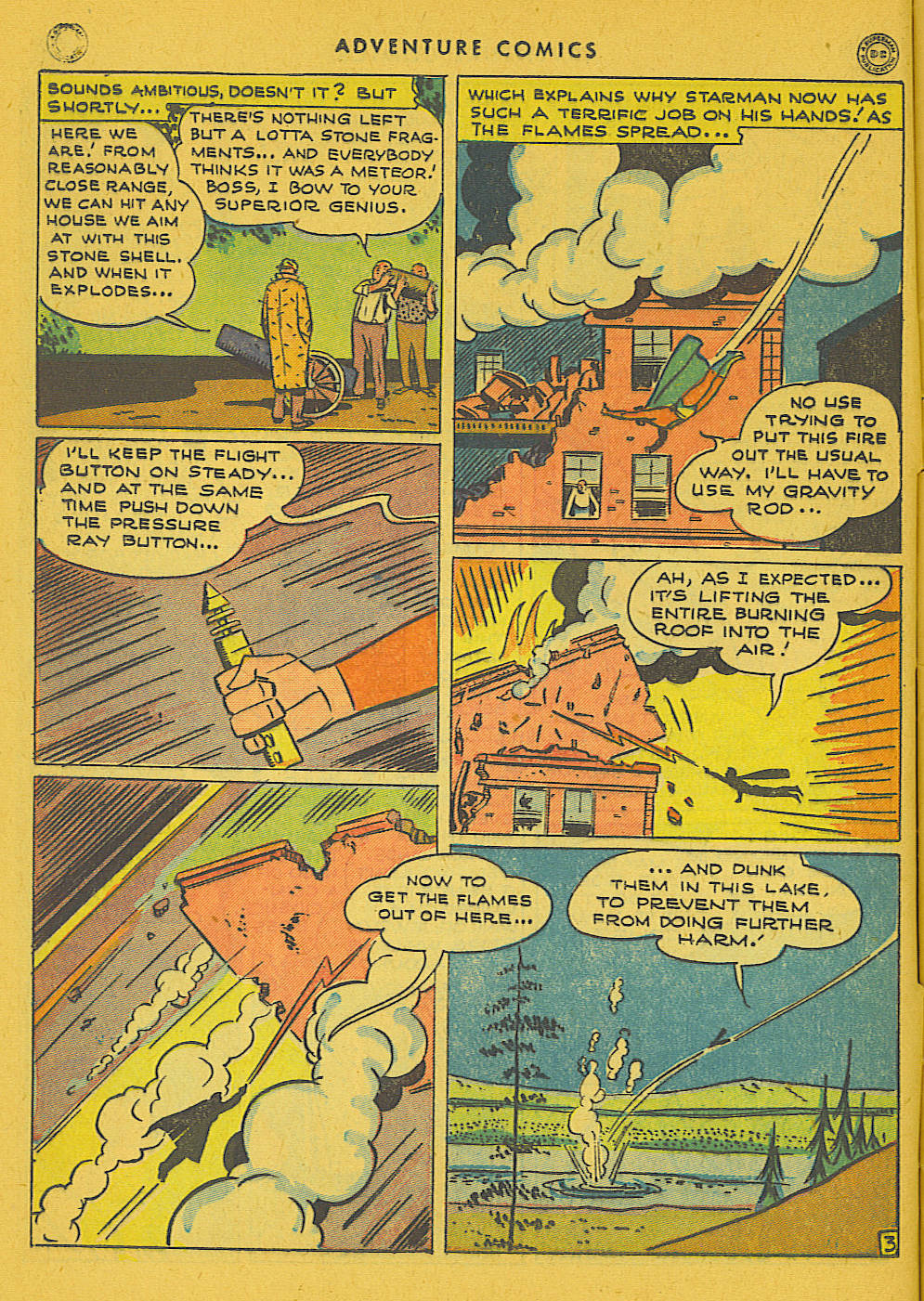 Read online Adventure Comics (1938) comic -  Issue #102 - 14