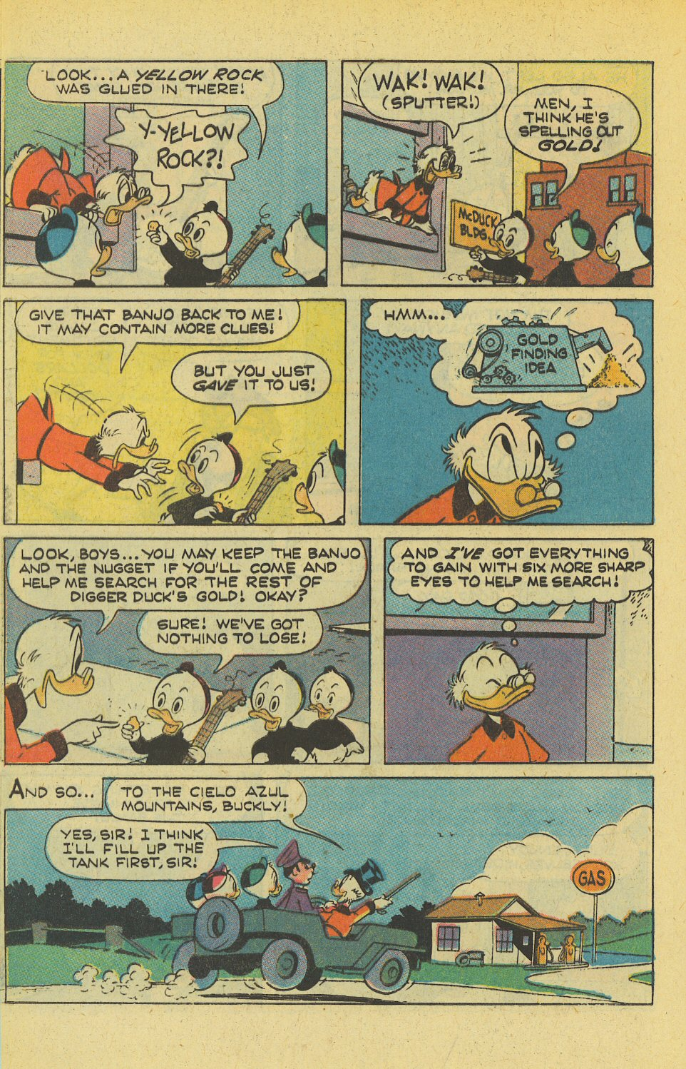 Read online Uncle Scrooge (1953) comic -  Issue #163 - 28