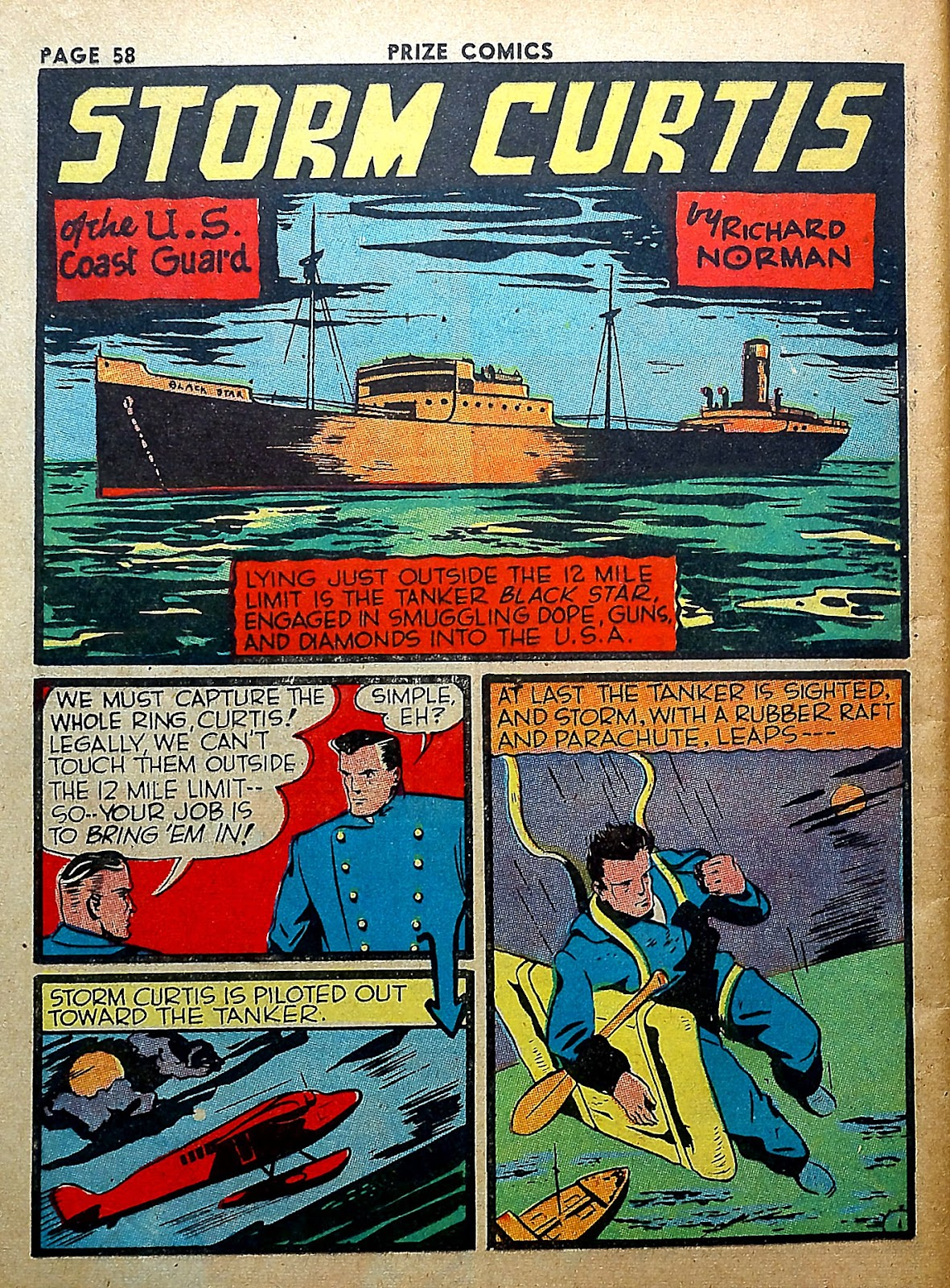 Prize Comics issue 5 - Page 59