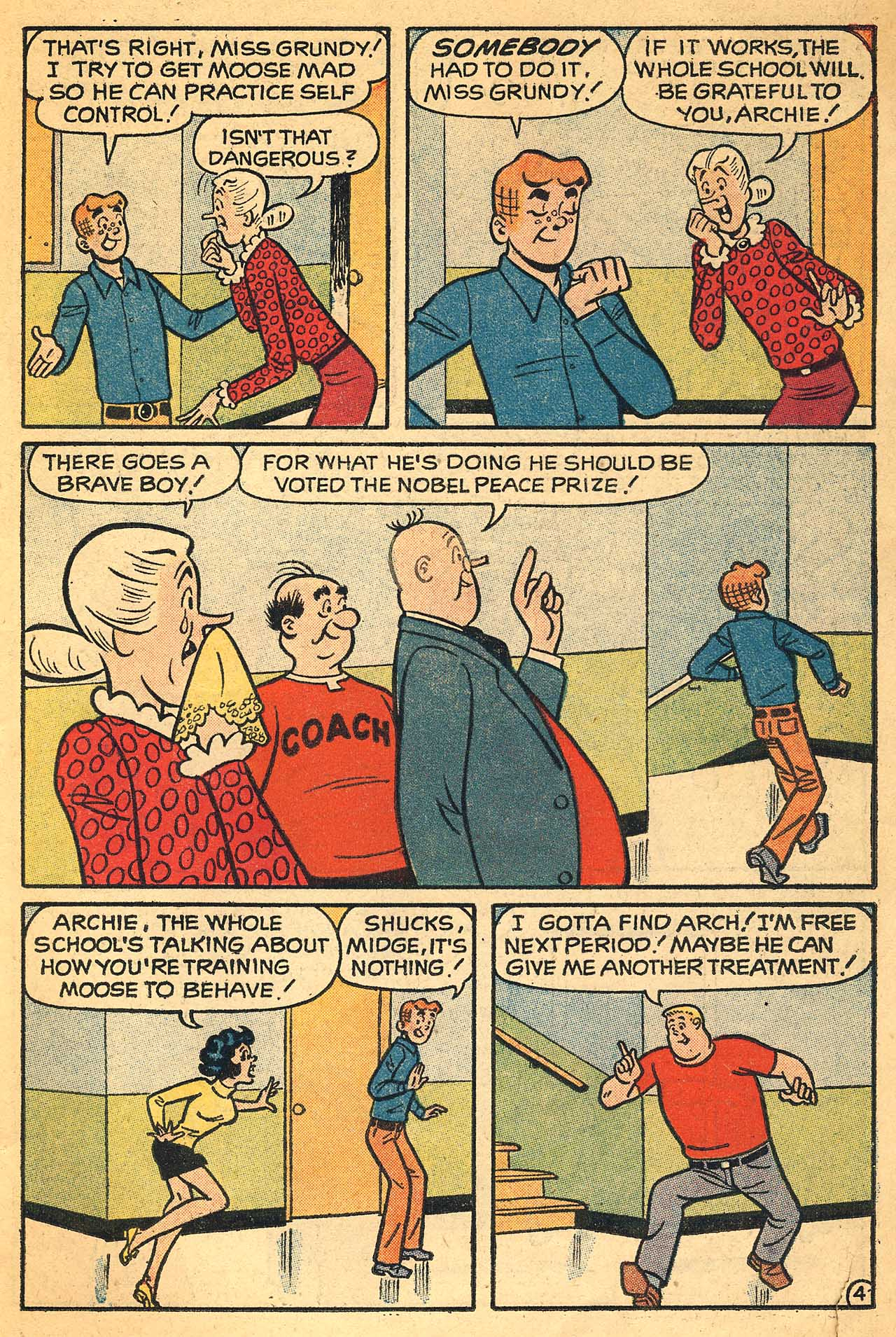Read online Archie (1960) comic -  Issue #224 - 23