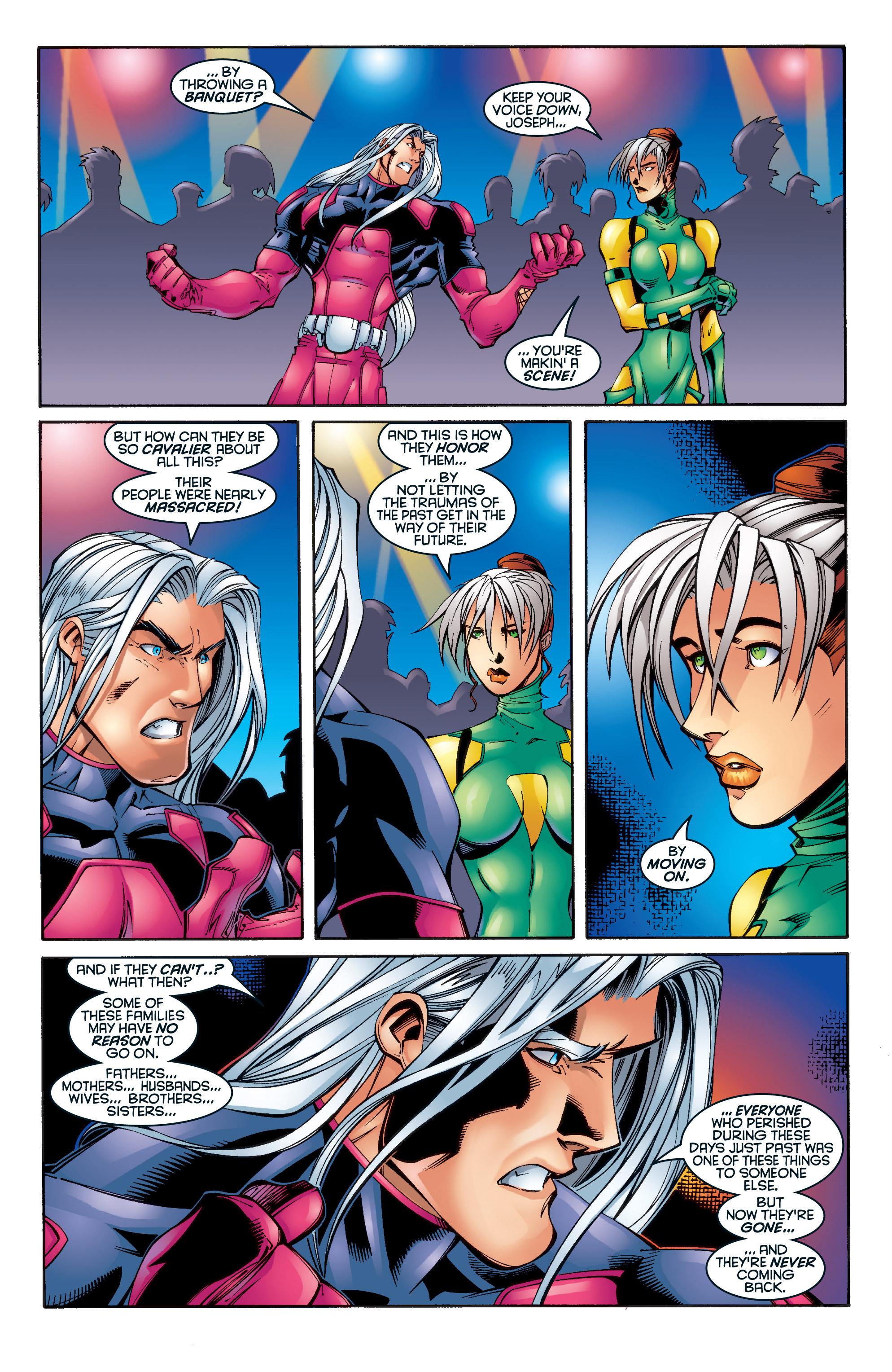 Read online Uncanny X-Men (1963) comic -  Issue #345 - 10