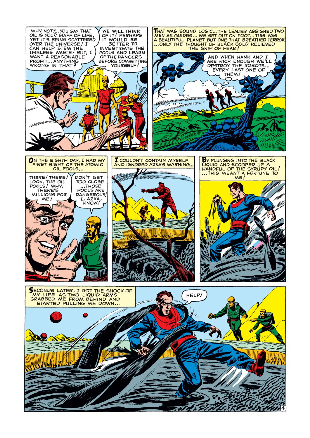 Tales to Astonish (1959) issue 1 - Page 20