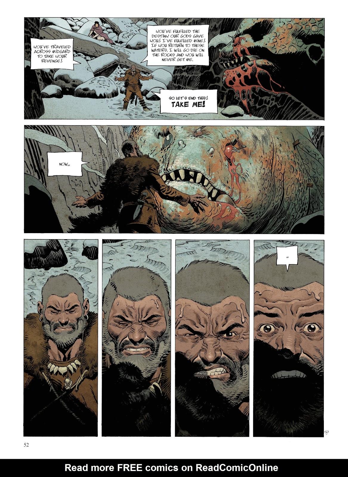 Read online Asgard comic -  Issue #2 - 54
