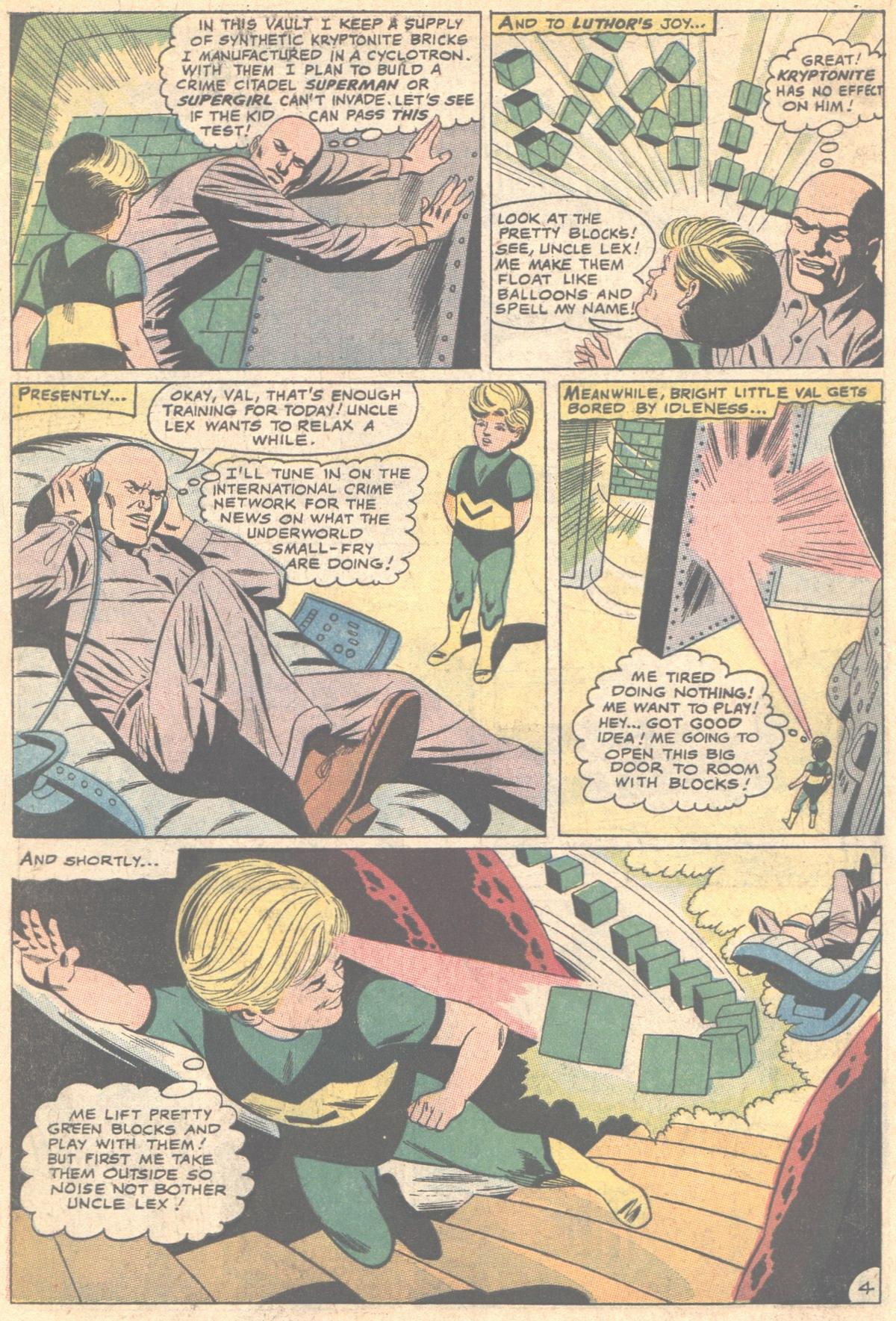 Read online Adventure Comics (1938) comic -  Issue #388 - 6