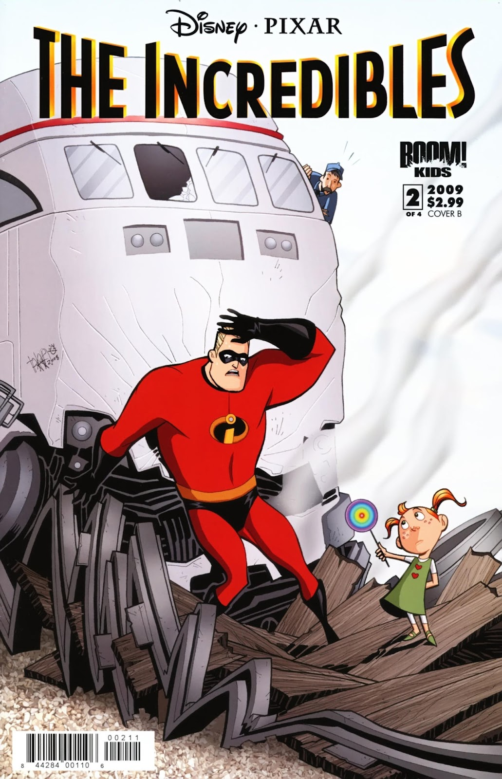 The Incredibles: Family Matters issue 2 - Page 1
