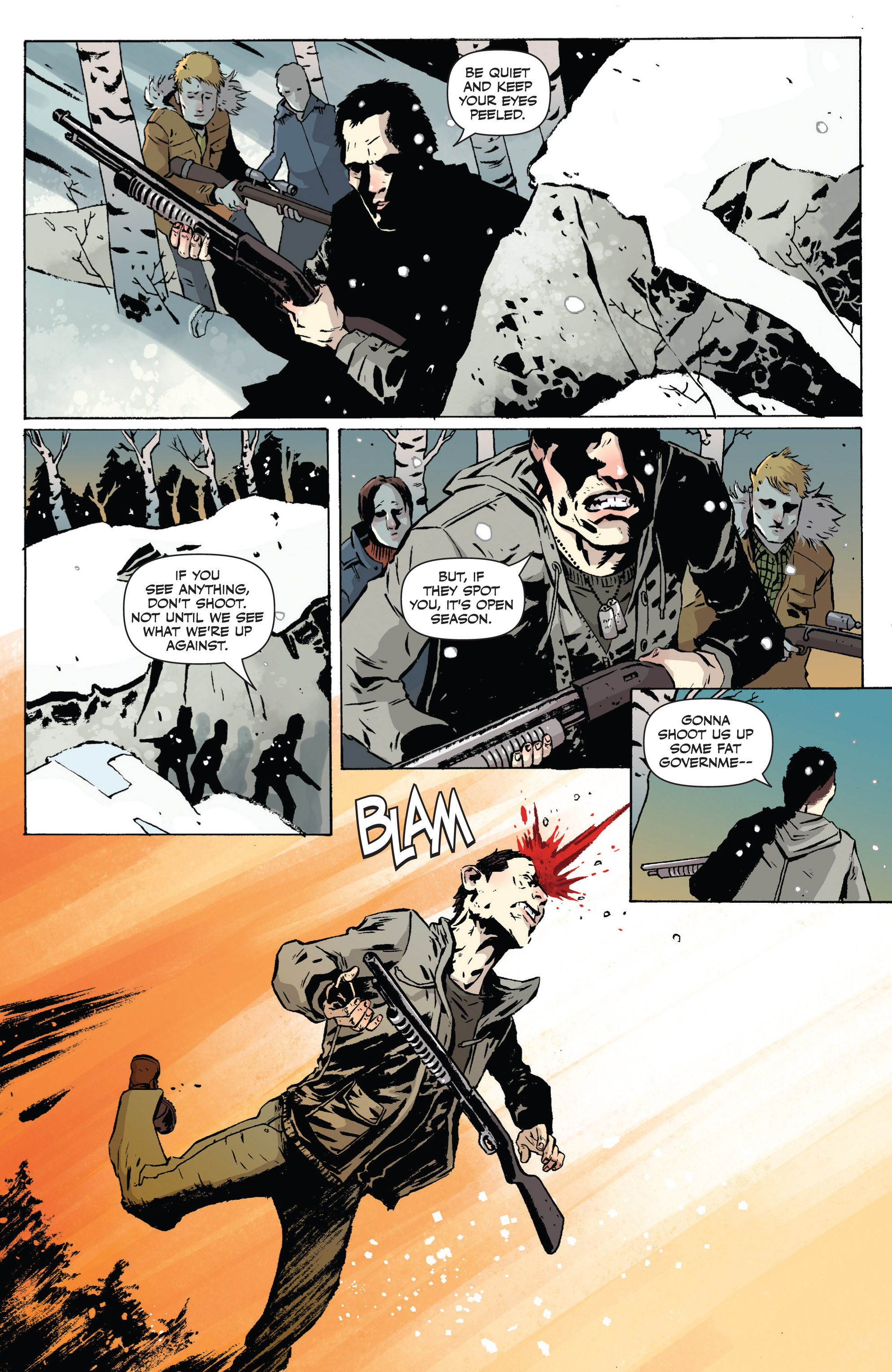 Read online Sheltered comic -  Issue #1 - 19