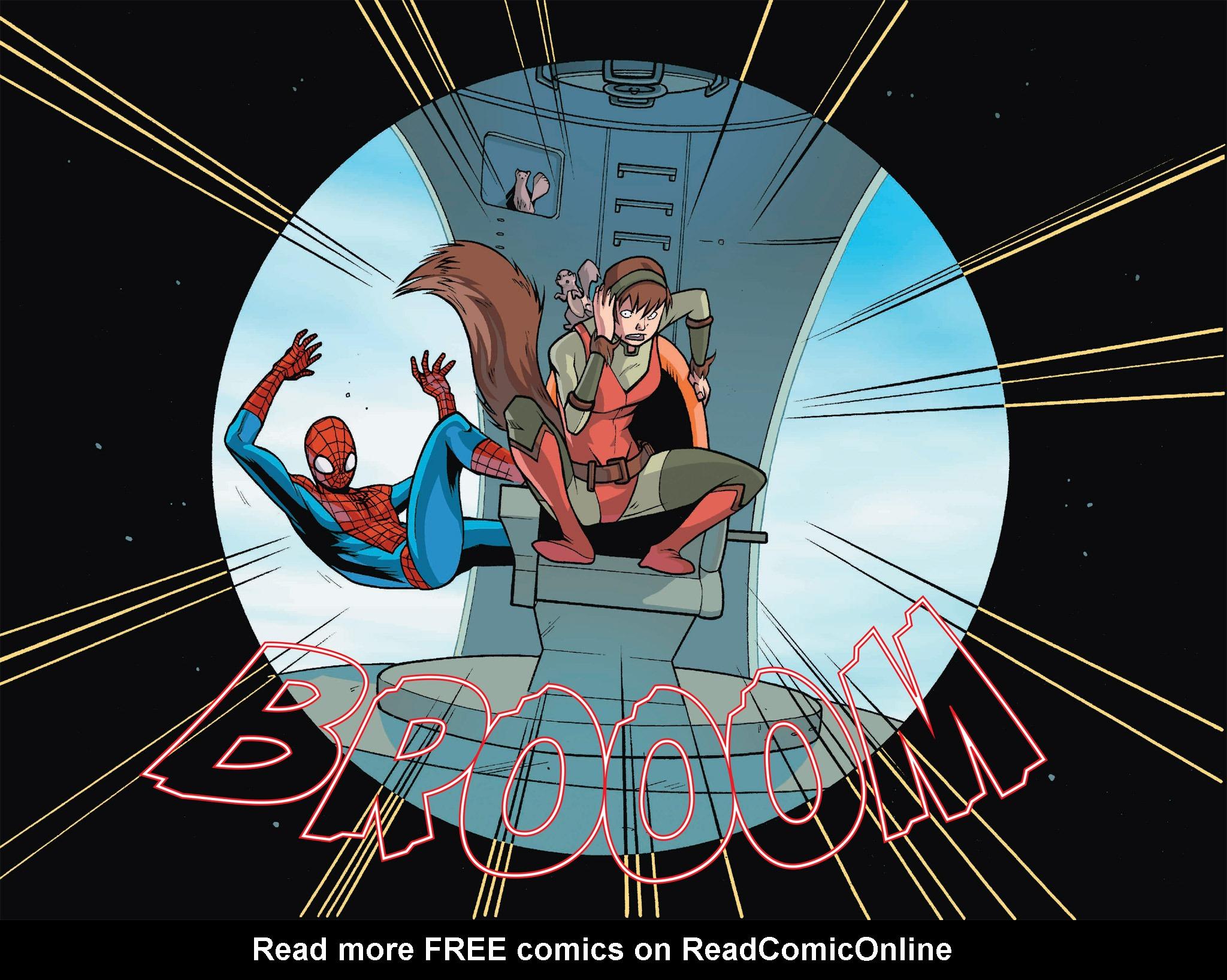 Read online Ultimate Spider-Man (Infinite Comics) (2016) comic -  Issue #1 - 5
