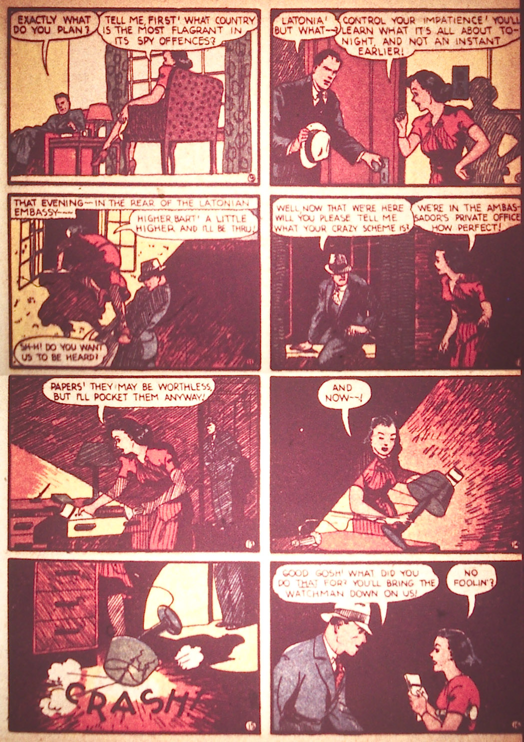 Detective Comics (1937) 25 Page 22