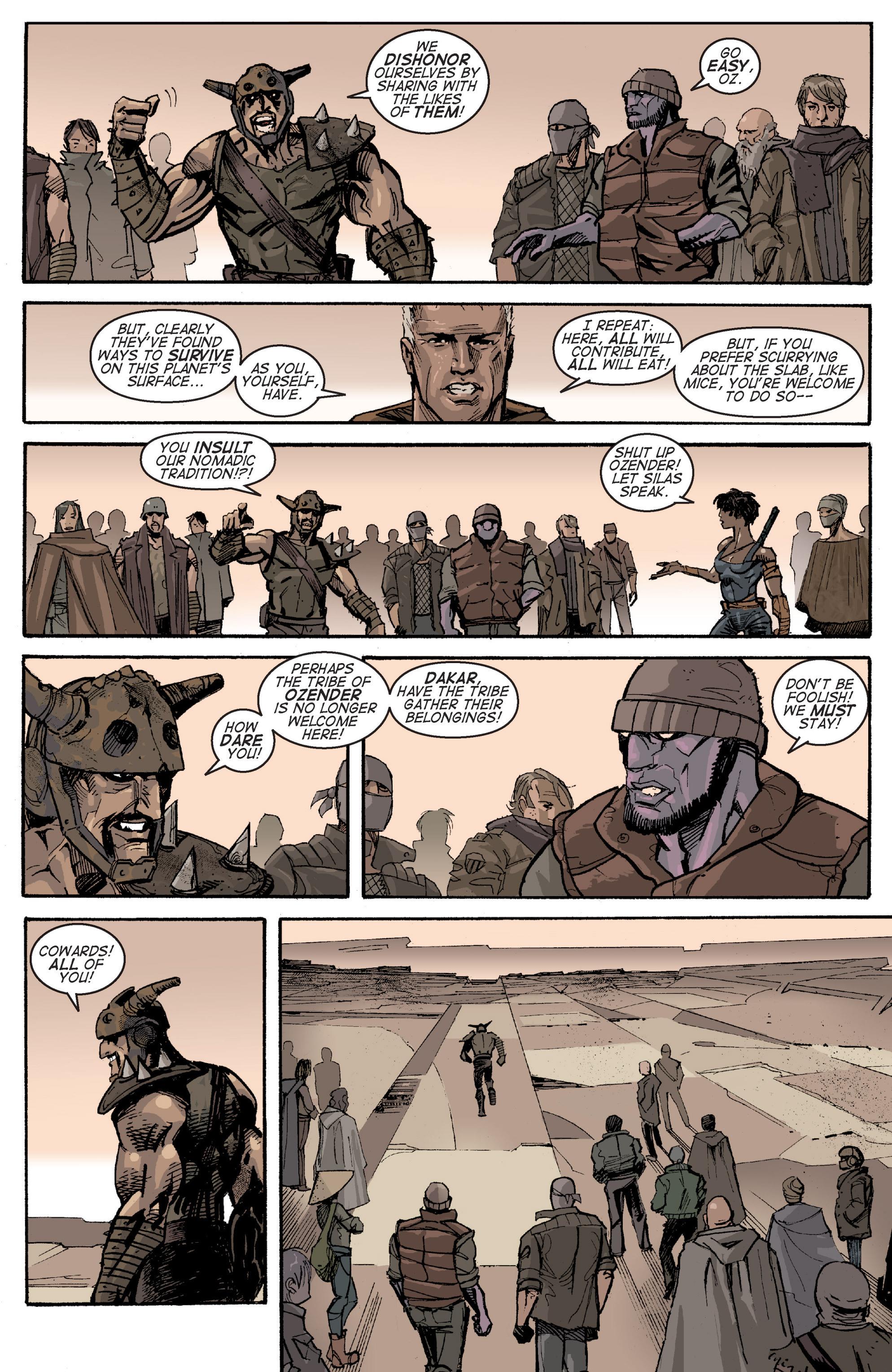 Read online Planetoid comic -  Issue # TPB - 79