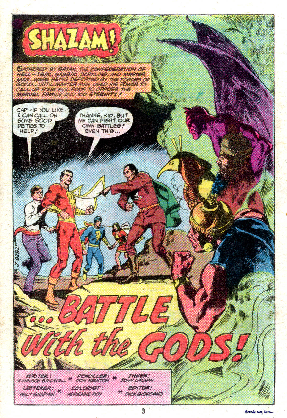 Read online Adventure Comics (1938) comic -  Issue #492 - 3