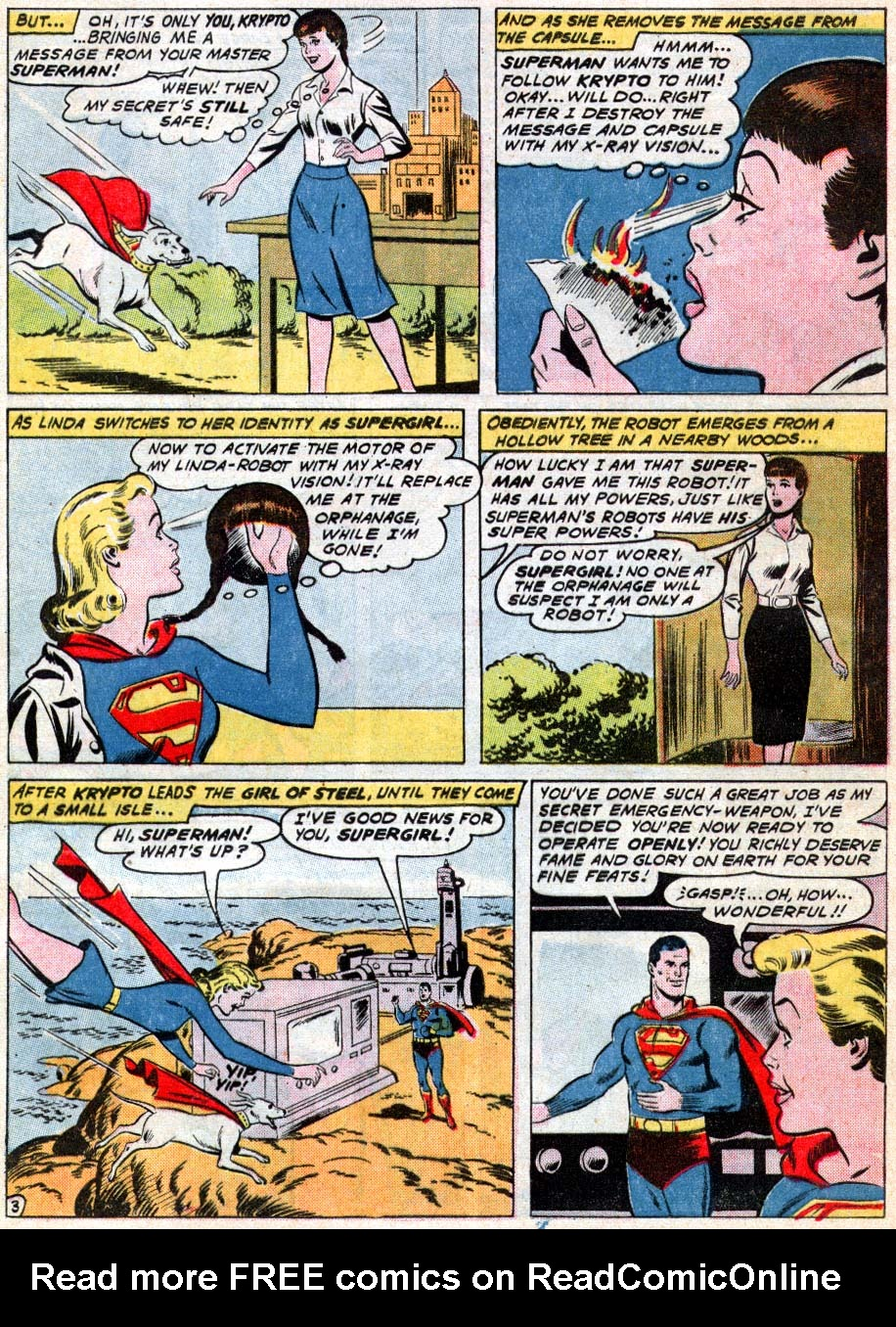 Read online Action Comics (1938) comic -  Issue #278 - 21