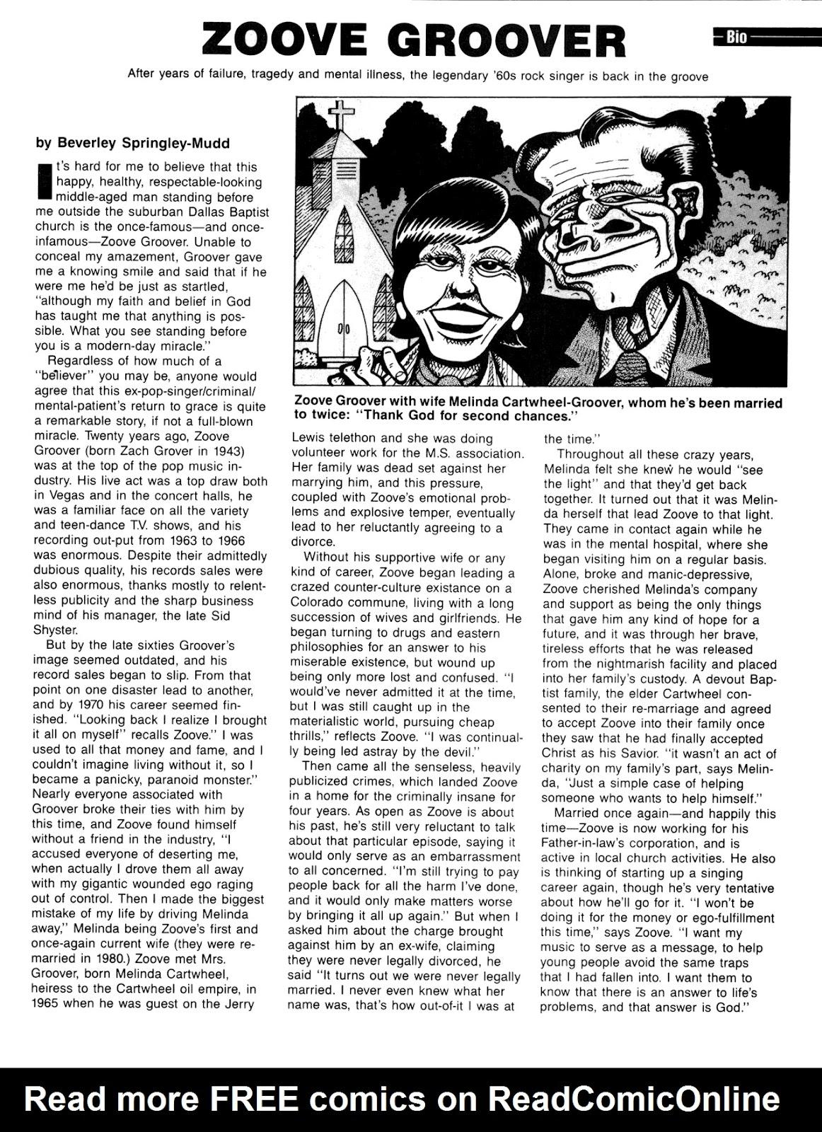 Read online Neat Stuff comic -  Issue #5 - 20