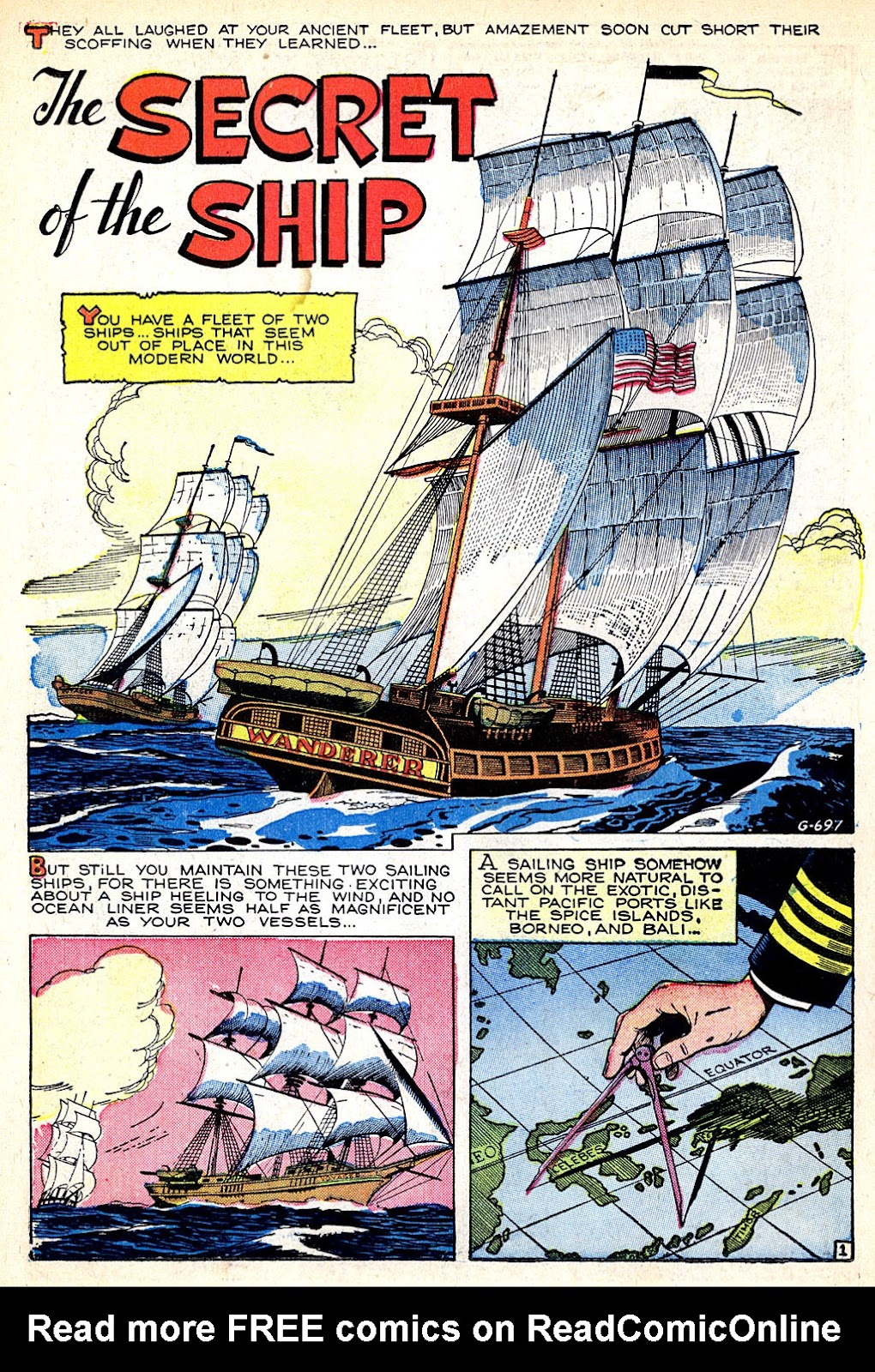 Asw-121 Porn comic strange tales (1951) issue 41