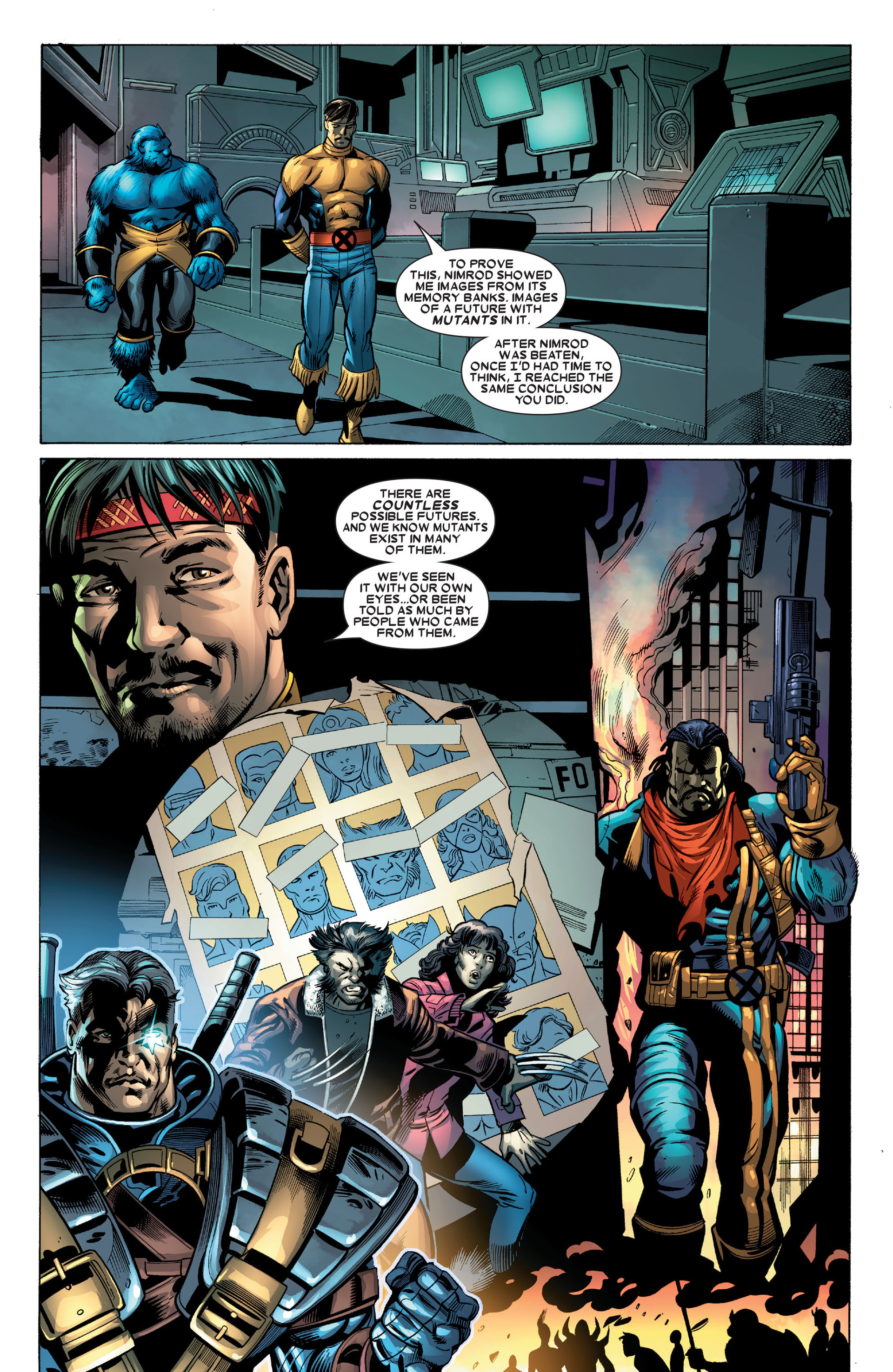 Read online X-Factor (2006) comic -  Issue #23 - 27