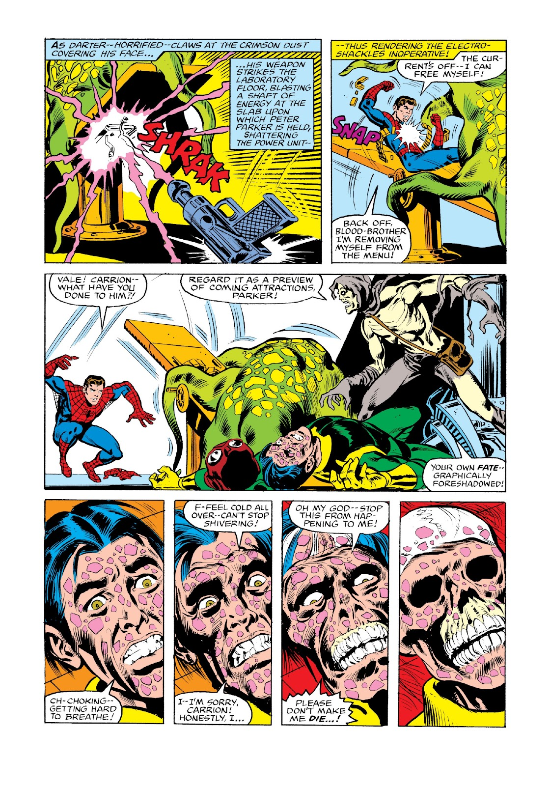 Read online Marvel Masterworks: The Spectacular Spider-Man comic -  Issue # TPB 2 (Part 3) - 89