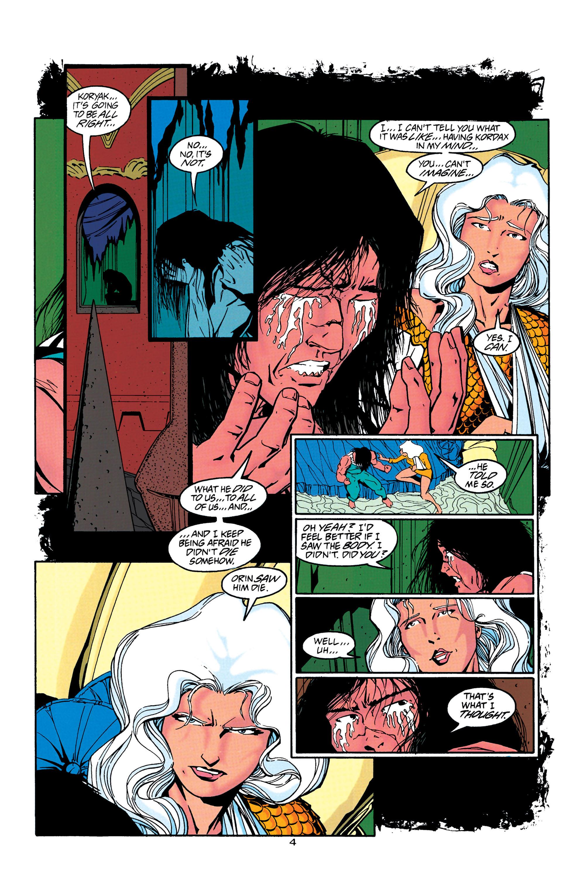 Read online Aquaman (1994) comic -  Issue #26 - 5