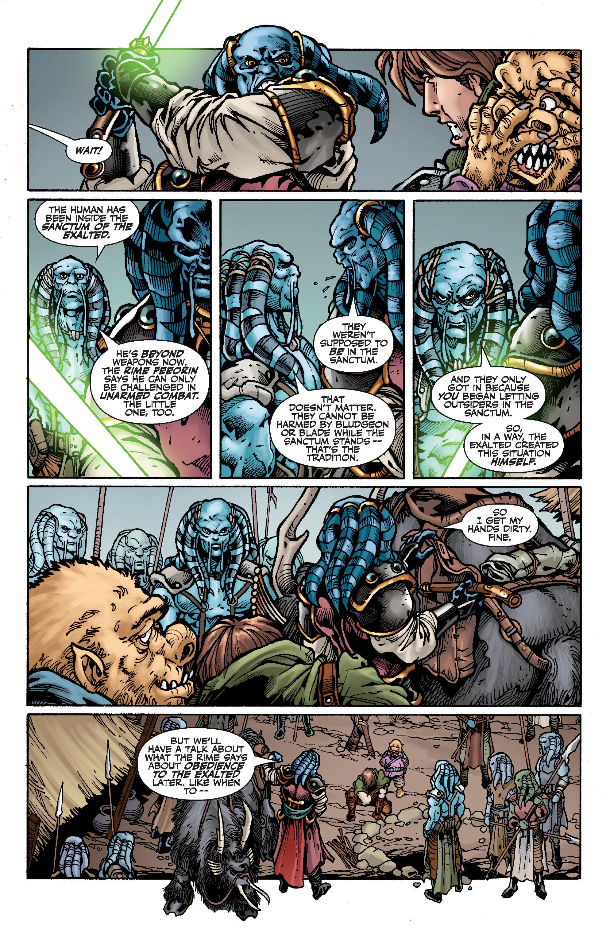 Read online Star Wars Omnibus comic -  Issue # Vol. 32 - 264