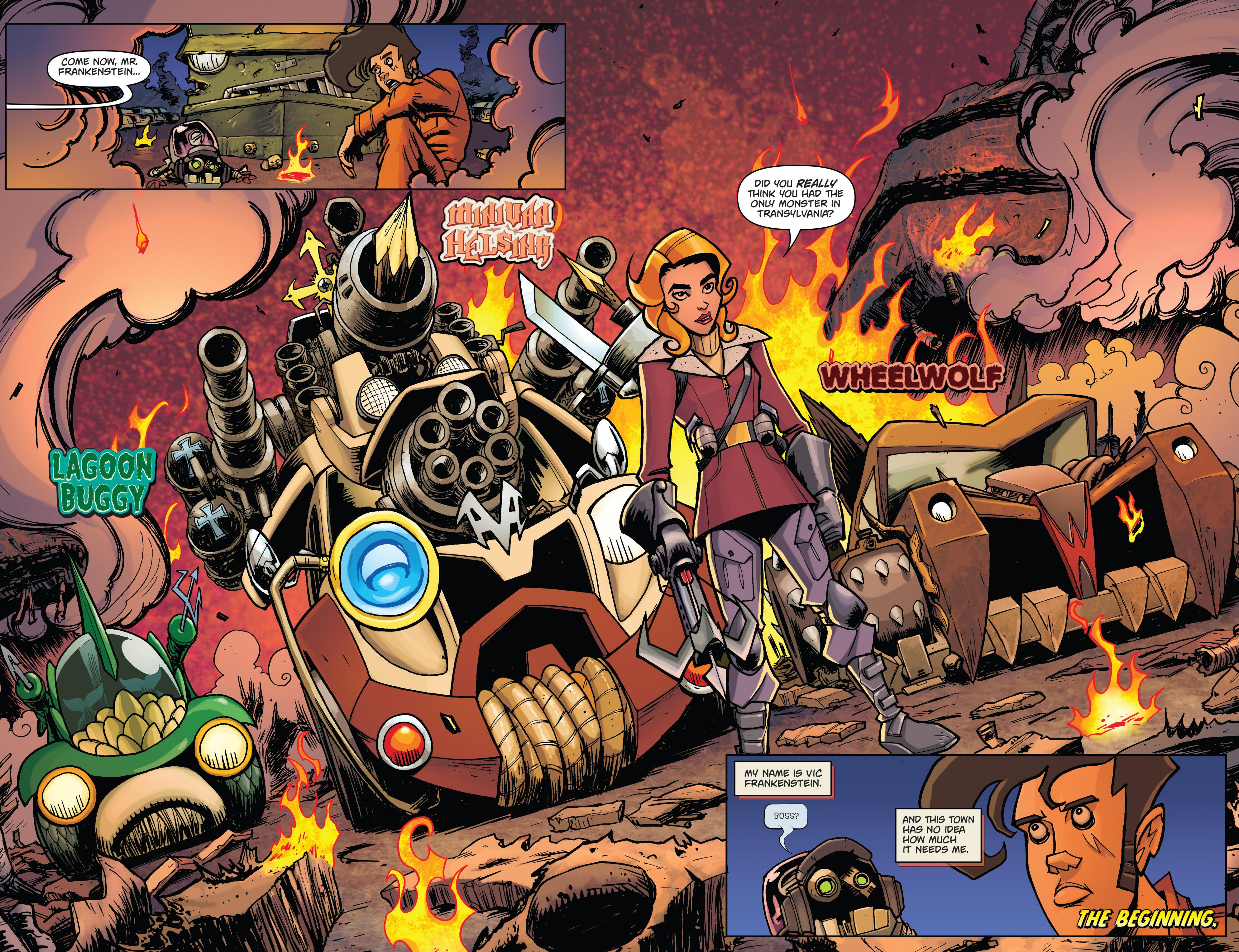 Read online Monster Motors comic -  Issue # Full - 44