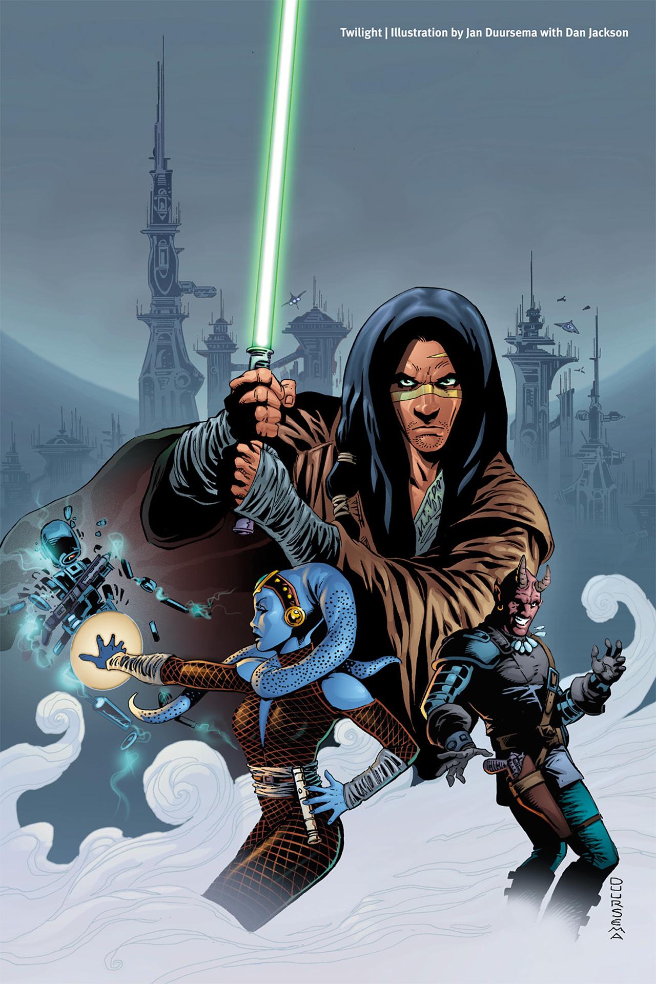 Read online Star Wars Omnibus comic -  Issue # Vol. 15 - 5